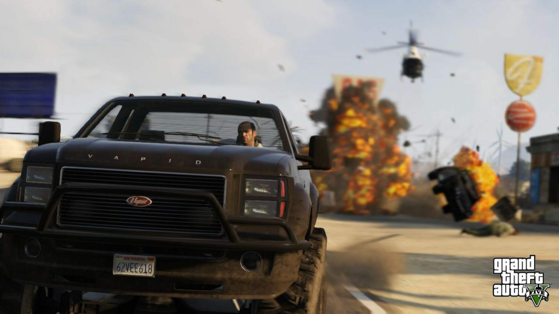 AI Researchers Are Using Grand Theft Auto V to Teach Smart Cars