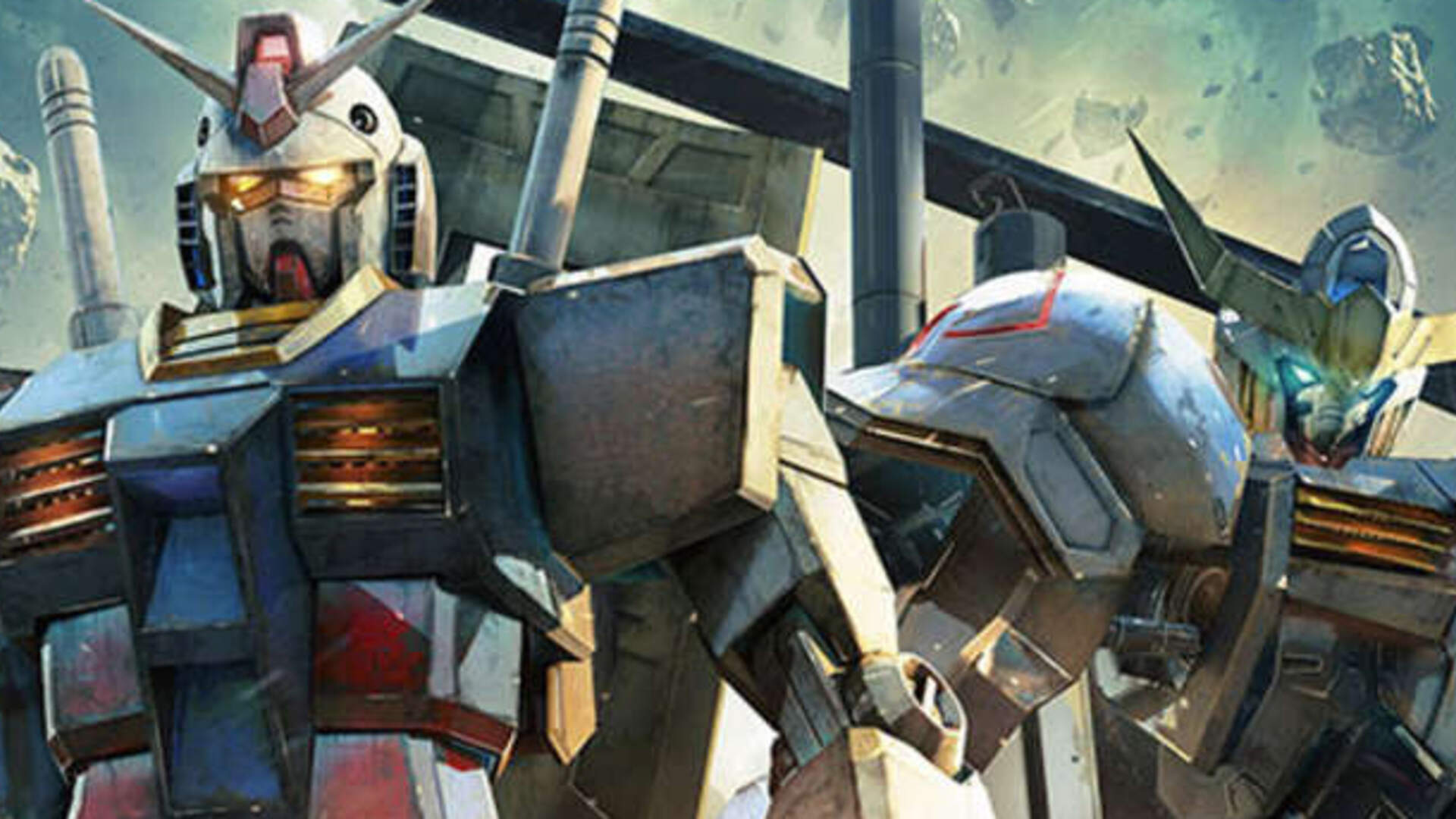 Today's USG Lunch Hour Stream: Gundam Versus, Which is Surprisingly Good