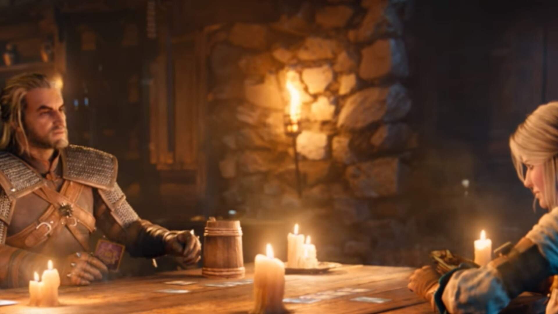 The Gwent Cinematic Trailer is All Kinds of Rock n' Roll
