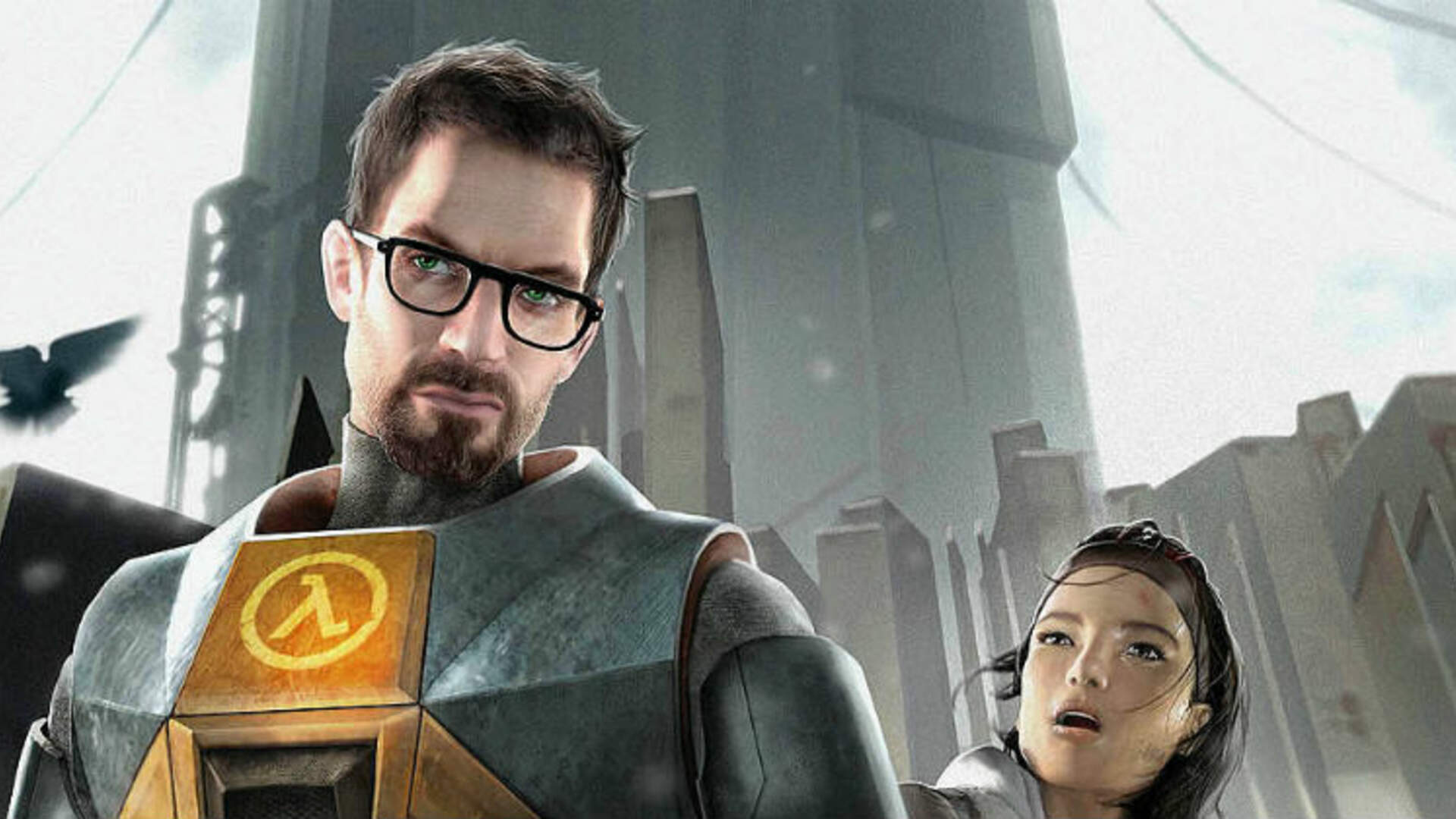A Half-Life Costume is Coming to Final Fantasy XV Windows Edition Because Why the Hell Not