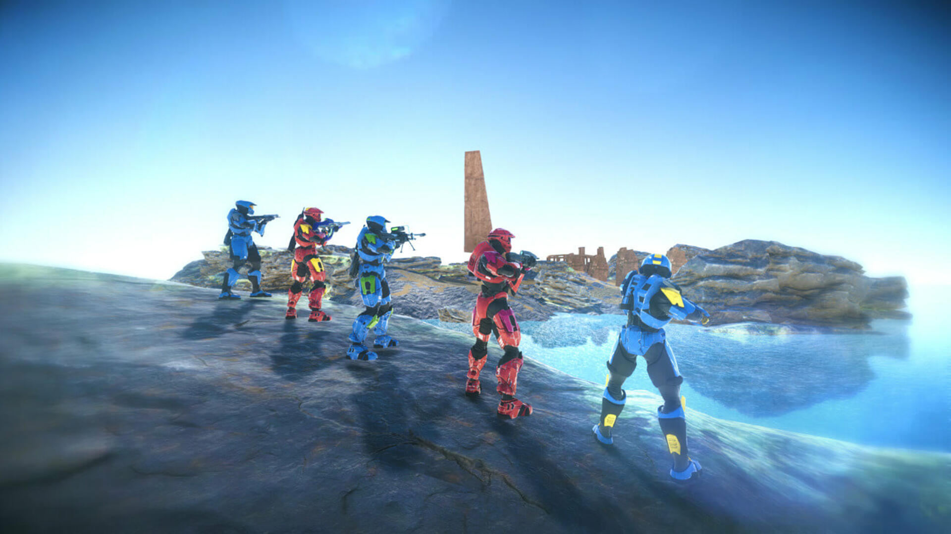 Halo Fan Game, Installation 01, Gets the All-Clear from 343 Industries and Microsoft