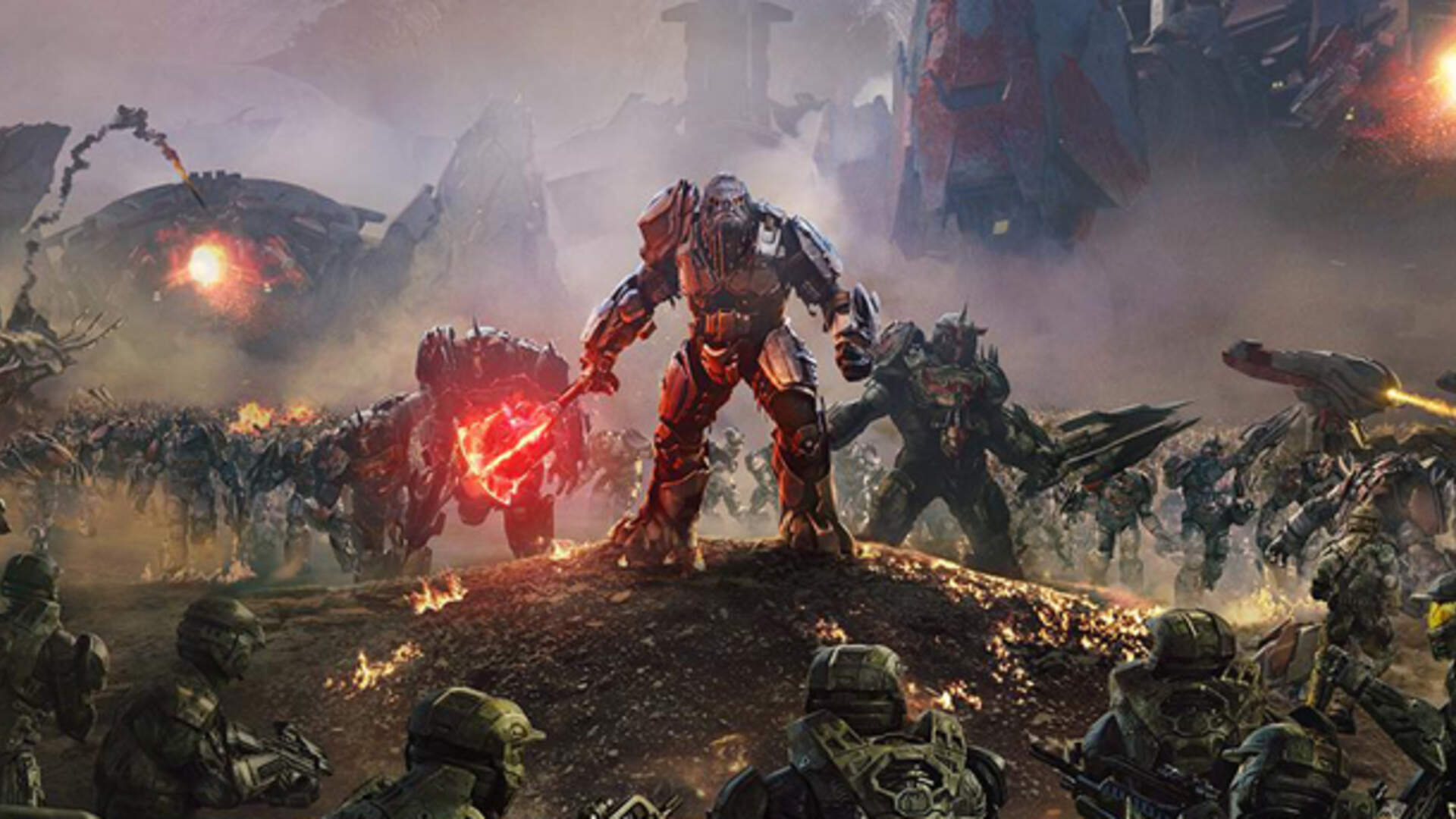 Halo Wars 2 Transcribes Your Trash Talk in Real-Time