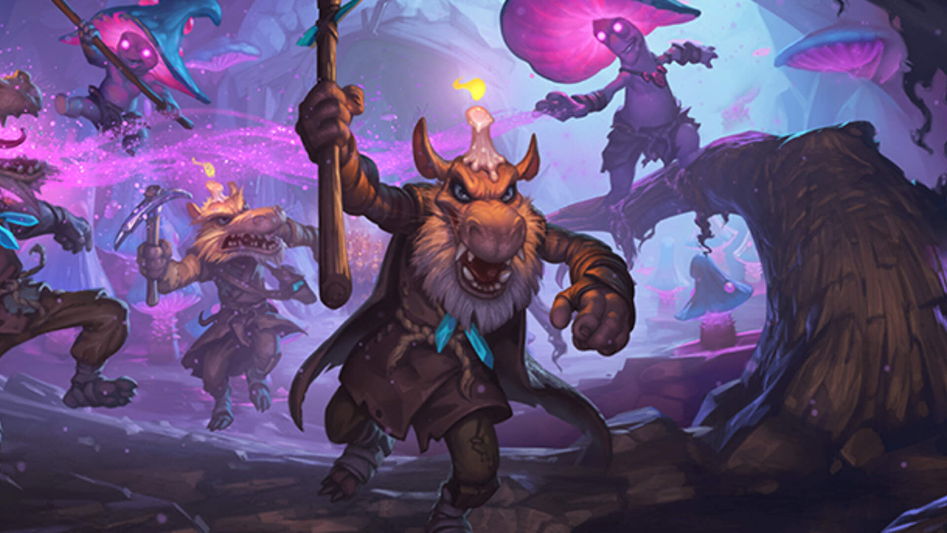 Hearthstone's New Expansion Delves Into Catacombs With Free Single-Player Content