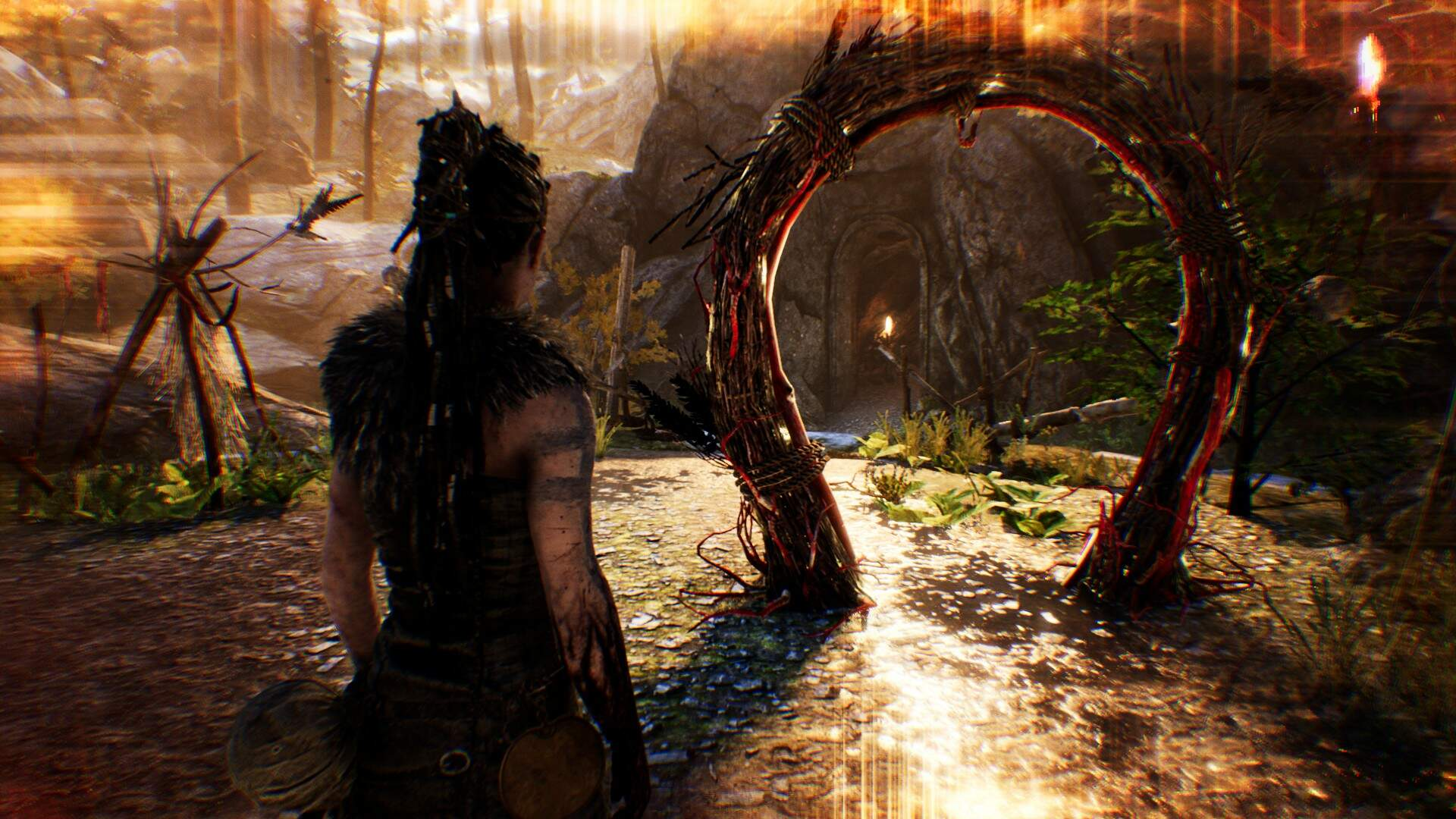 Hellblade: Senua's Sacrifice Graphics Comparison Shows the Switch Version Holds Up Nicely