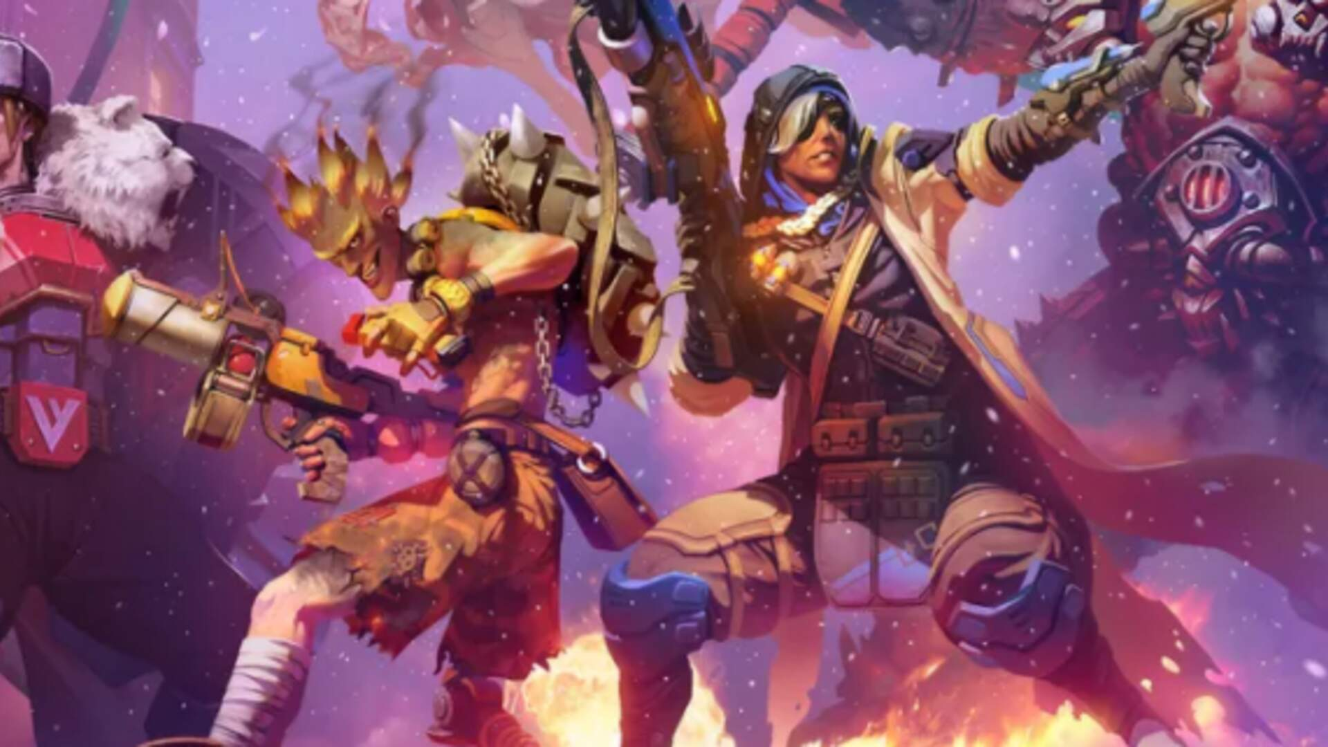 Ana and Junkrat Join Heroes of the Storm, Continuing Overwatch's Slow Takeover of Blizzard