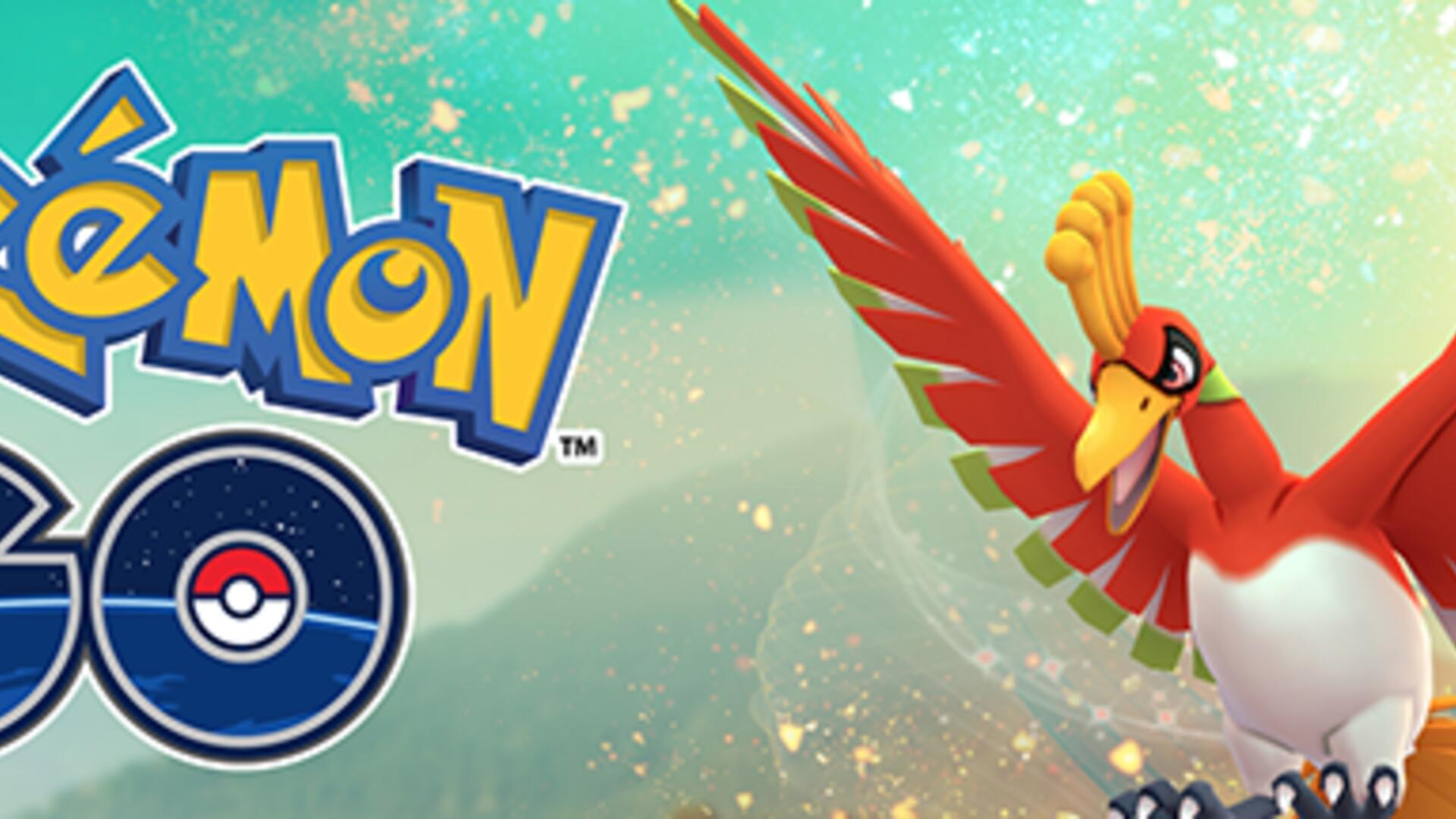 Catch Ho-Oh in Pokemon GO for a Limited Time
