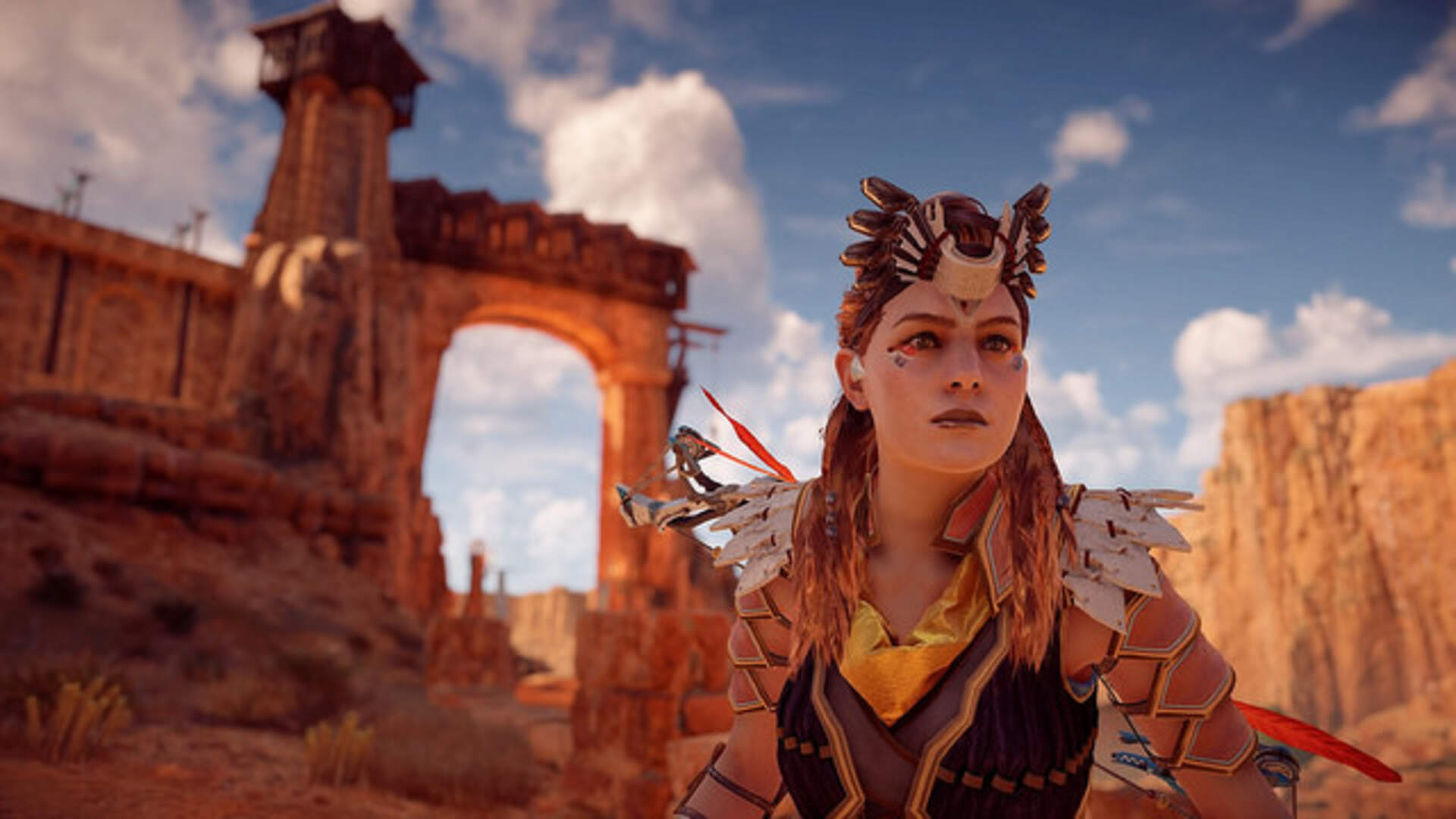 Horizon Zero Dawn Patch Adds Ultra Hard Mode for the Particularly Daring