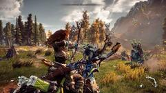 "The First Horizon Zero Dawn Playtest Was ""Absolutely Brutal"""