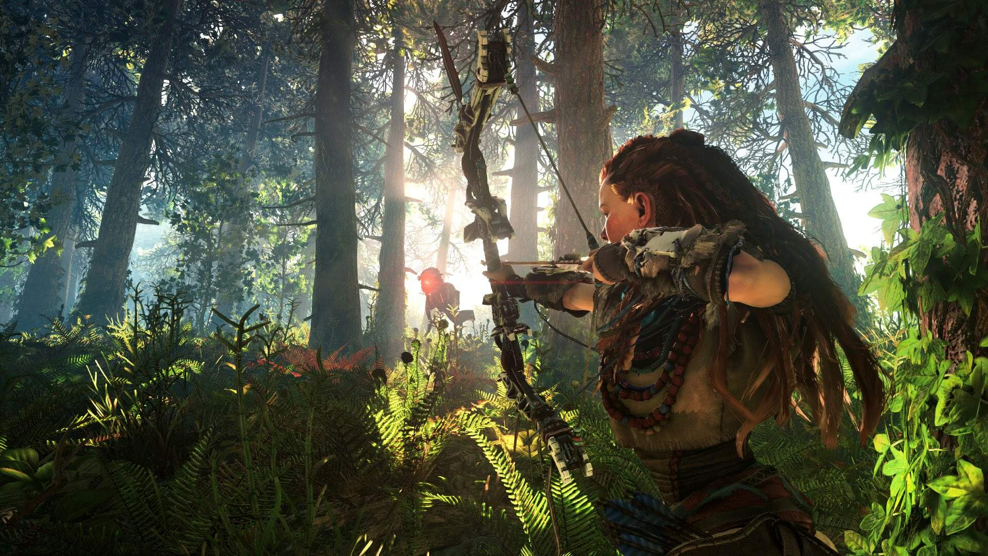 Horizon Zero Dawn is Coming to PC This Summer
