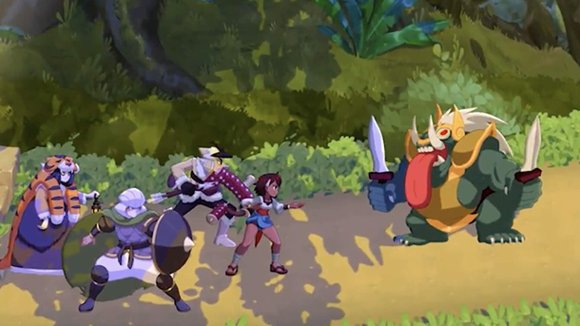 Skullgirls' Developers' Upcoming Game Indivisible Is Coming to Switch in 2018
