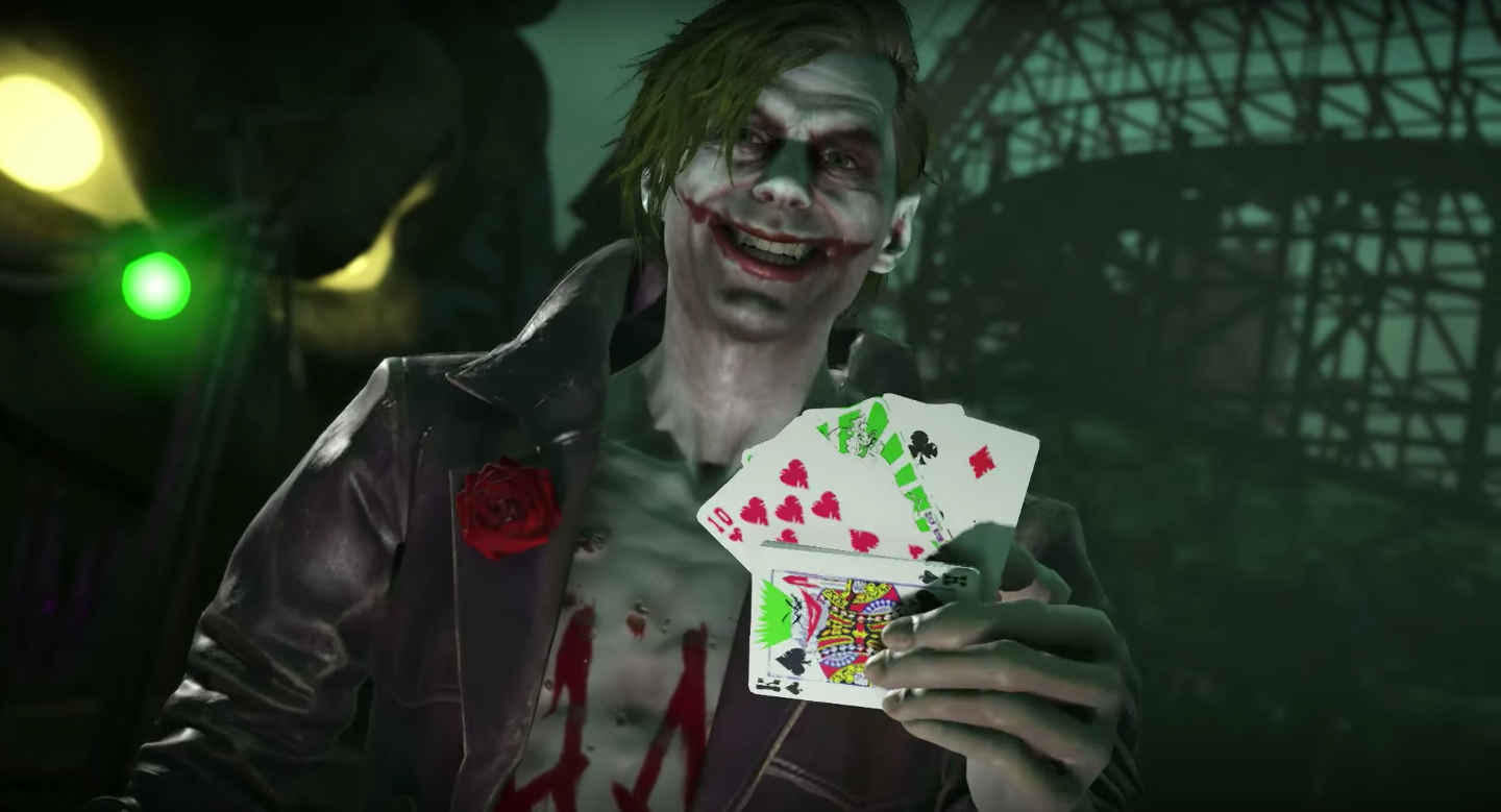 Injustice 2 Joker Moves List Combos And Strategies