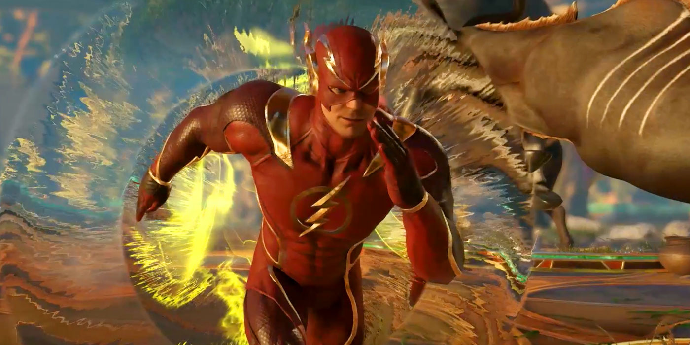 Injustice 2 - The Flash Moves List, Combos and Strategies | USgamer