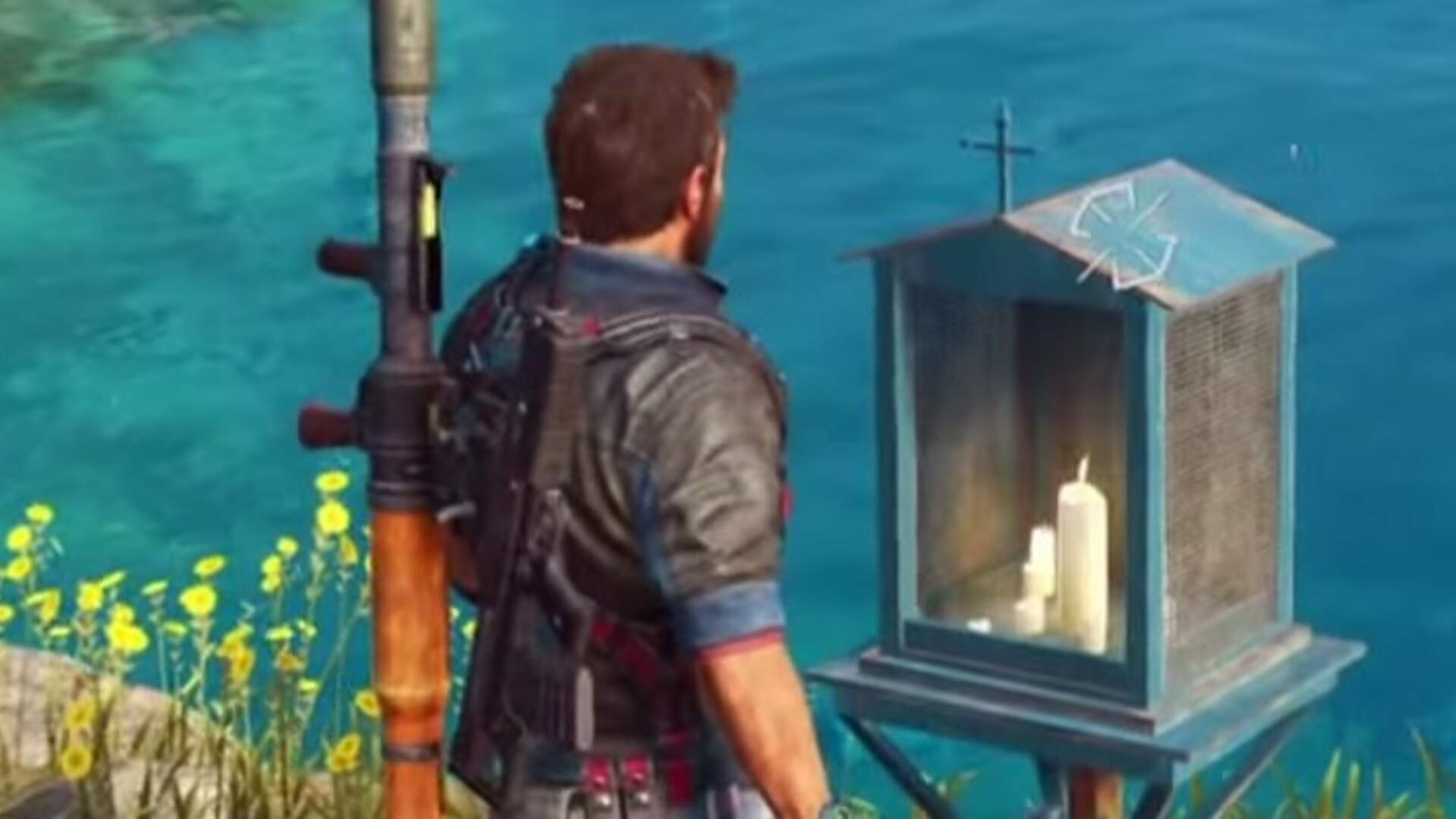 Just Cause 3 Rebel Shrines Locations - How to Unlock Free Fast Travel