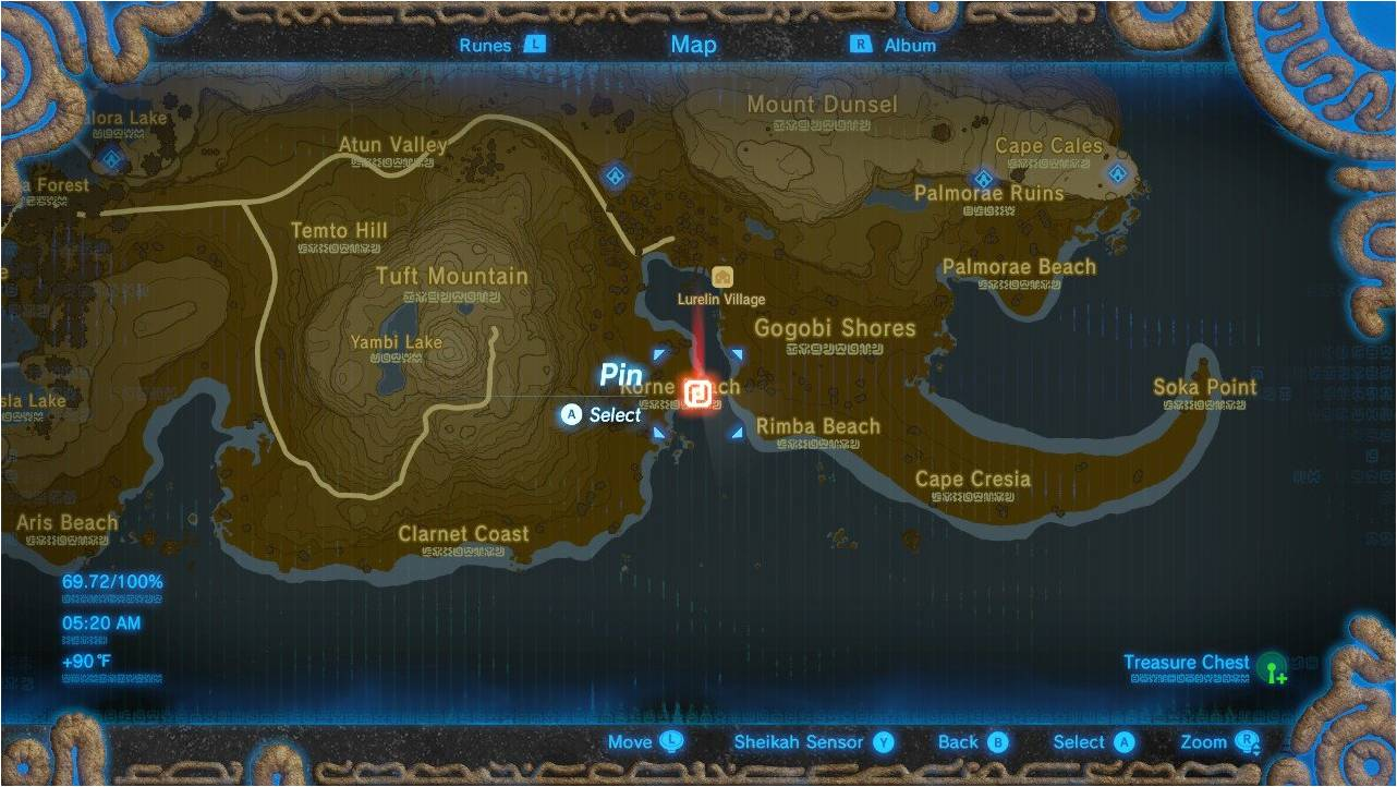 Zelda Breath of the Wild Fang and Bone Shop Locations - How to Get