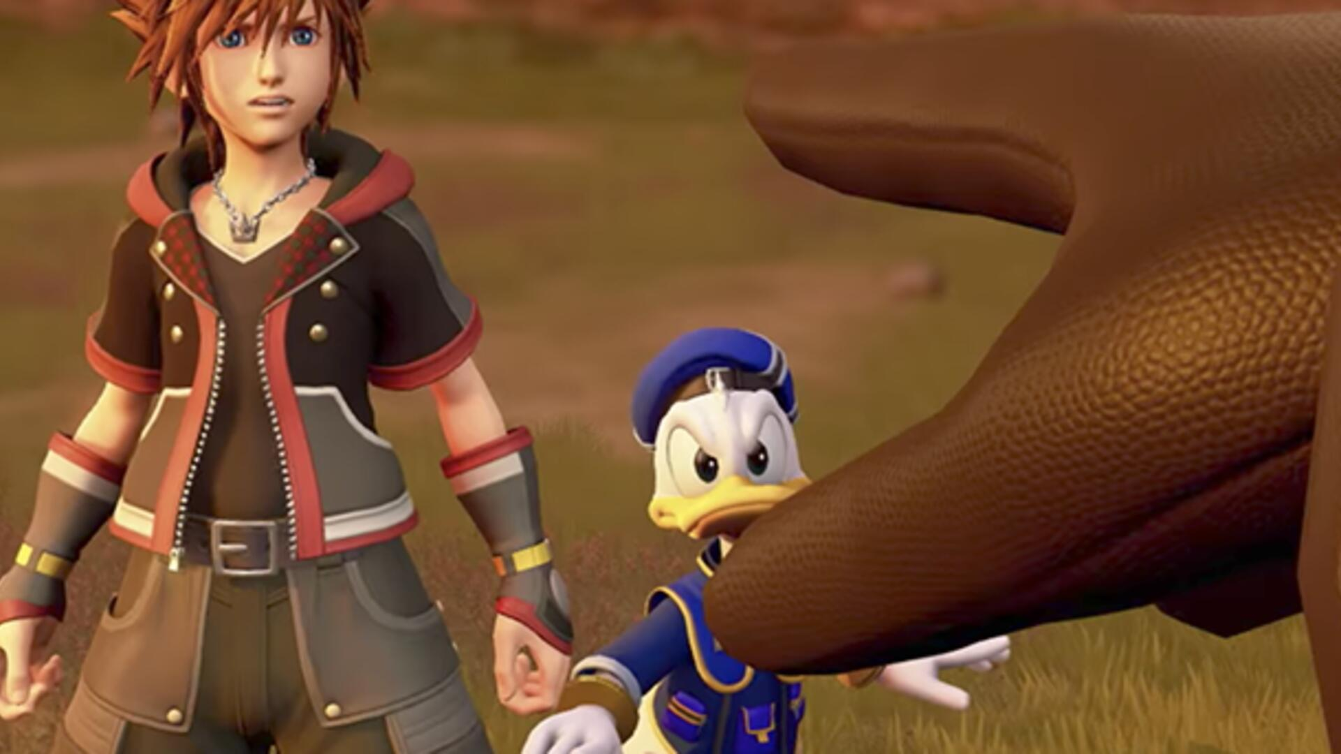 Gawrsh, There's a New Kingdom Hearts 3 Trailer out, and It Features a Hercules World