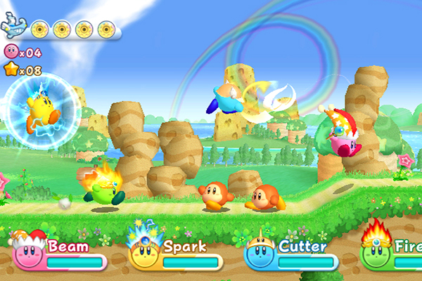 KIRBY GAMES free and kirby games to play now