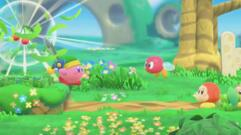 Nintendo Unveils New Kirby Game at E3 2017, Coming 2018