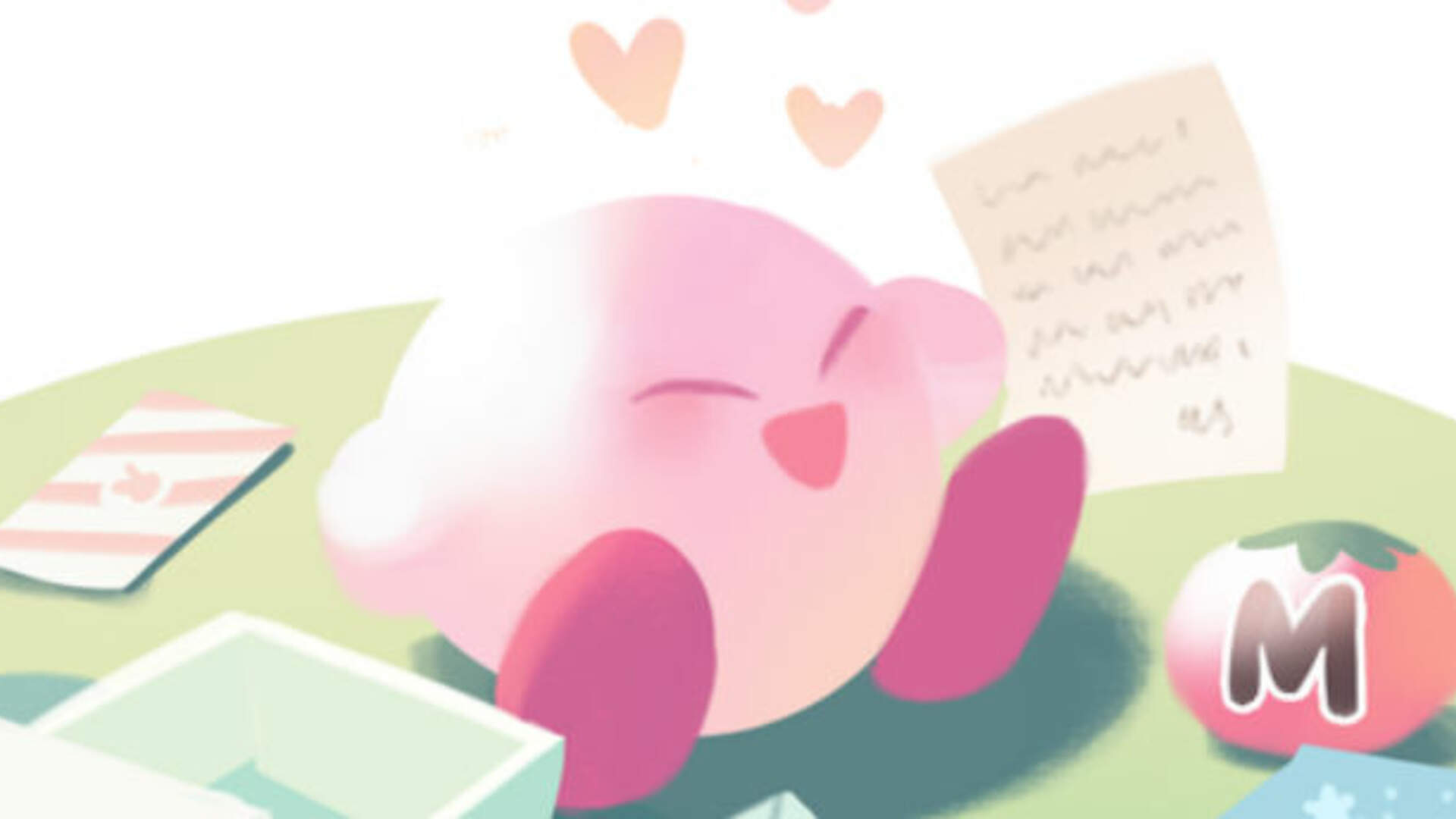 This Sweet and Warm Kirby Comic is Exactly What You Need Today