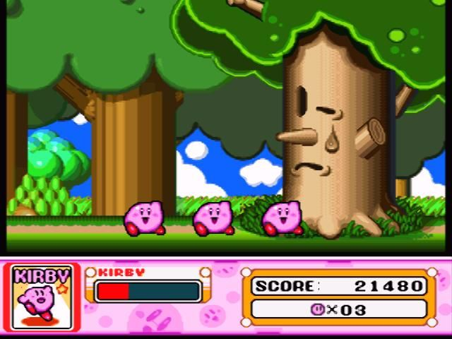 Super nes classic reviews game by game 20 kirby super star usgamer do we have to keep harassing whispy woods hes a tree he doesnt move much publicscrutiny Gallery