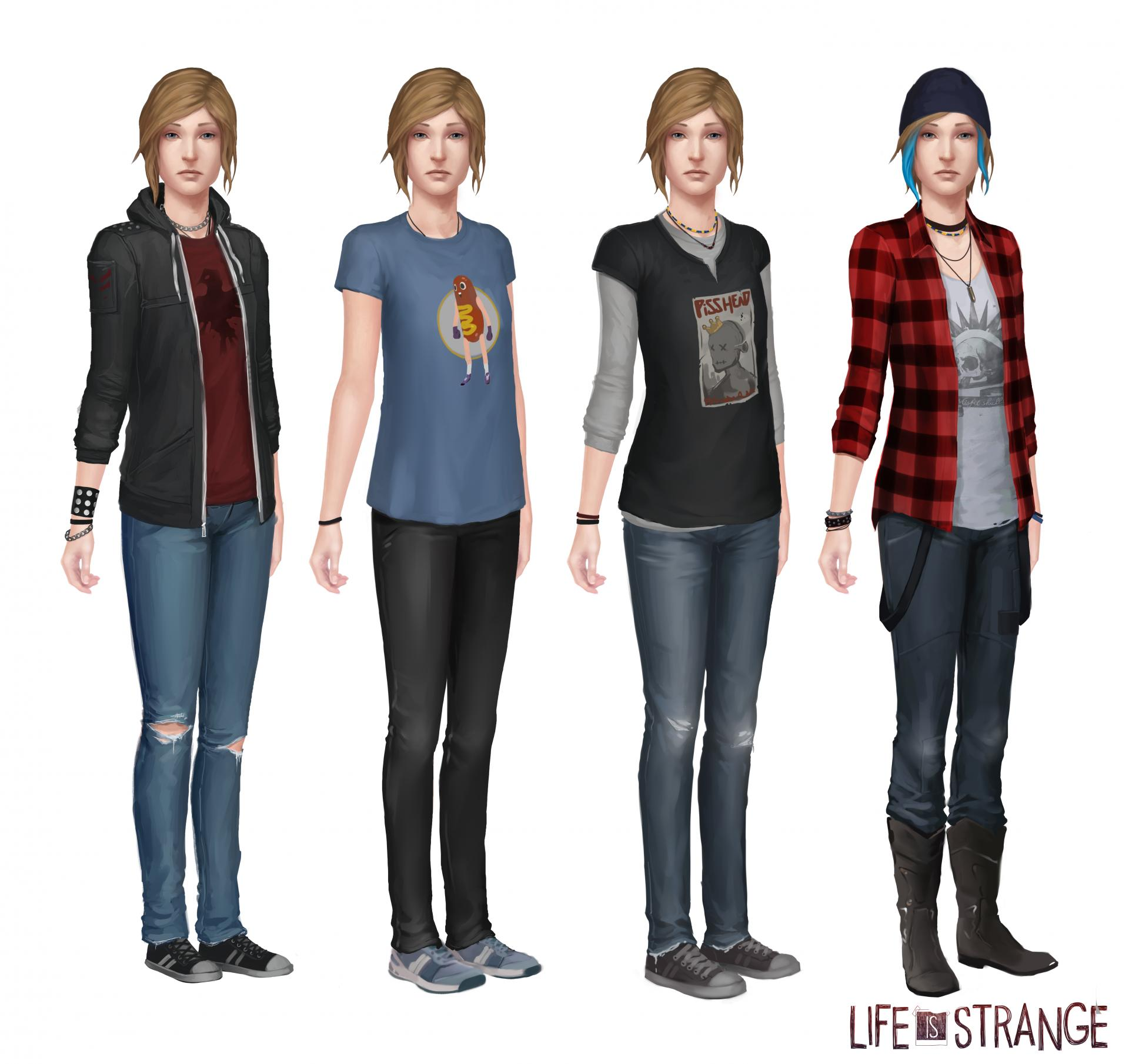 Yes It Is Weird Not Hearing Ashly Burch In Life Is Strange Before The Storm Usgamer