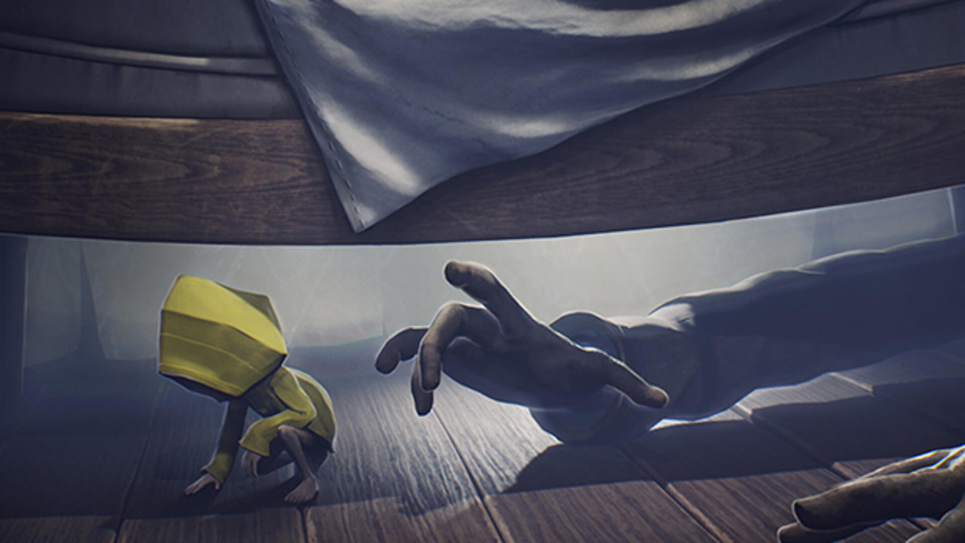 Little Nightmares Imagines Horror Through a Child's Eyes