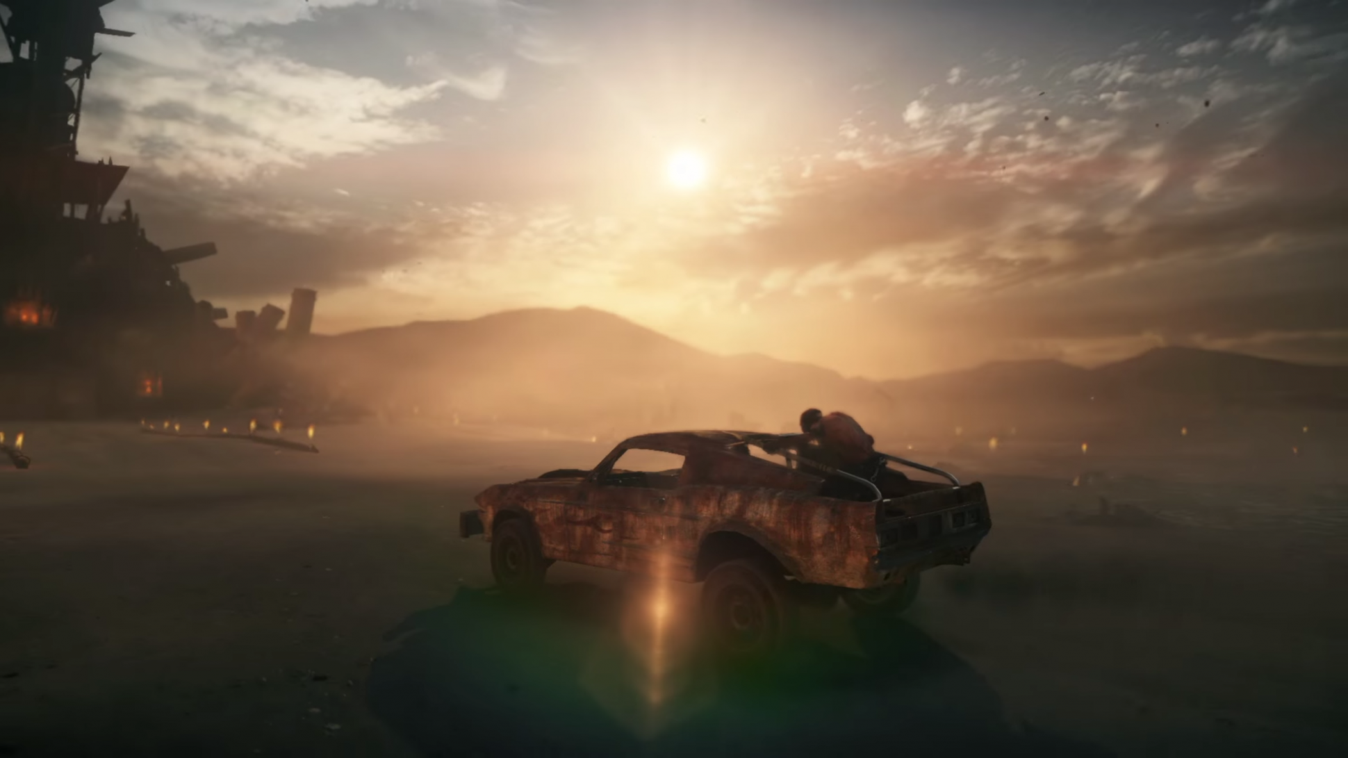 Relishing The Vast Post Apocalypse Of The Highly Underrated Mad Max