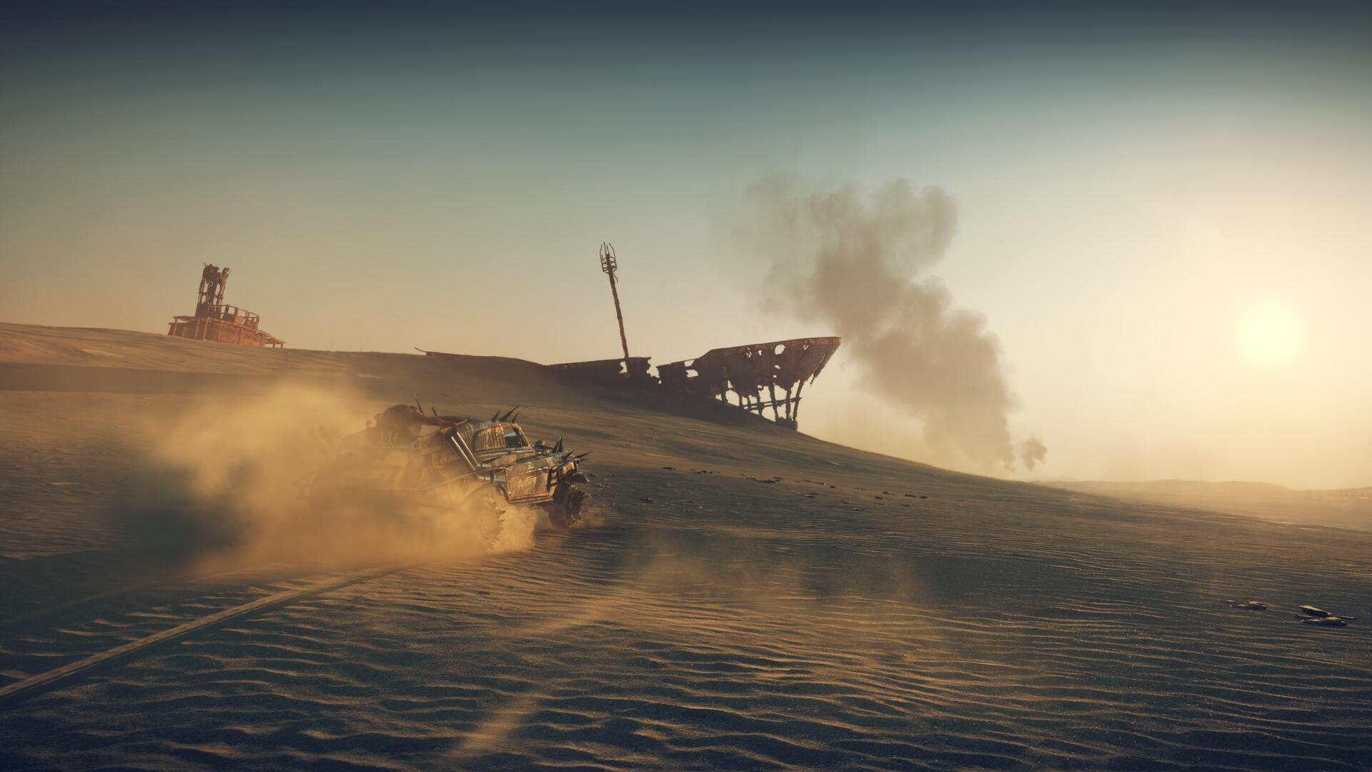Relishing the Vast Post-Apocalypse of the Highly Underrated Mad Max