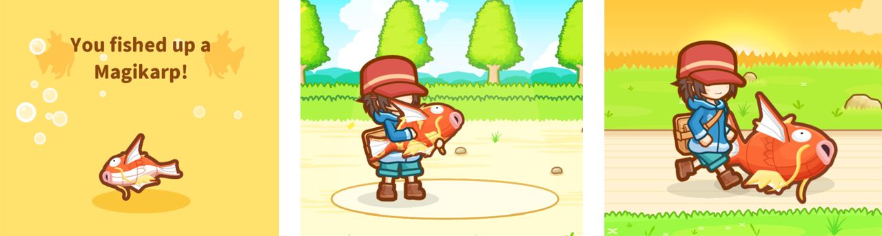 Magikarp Jump Spins A Pet Death Revisionist Fantasy Usgamer