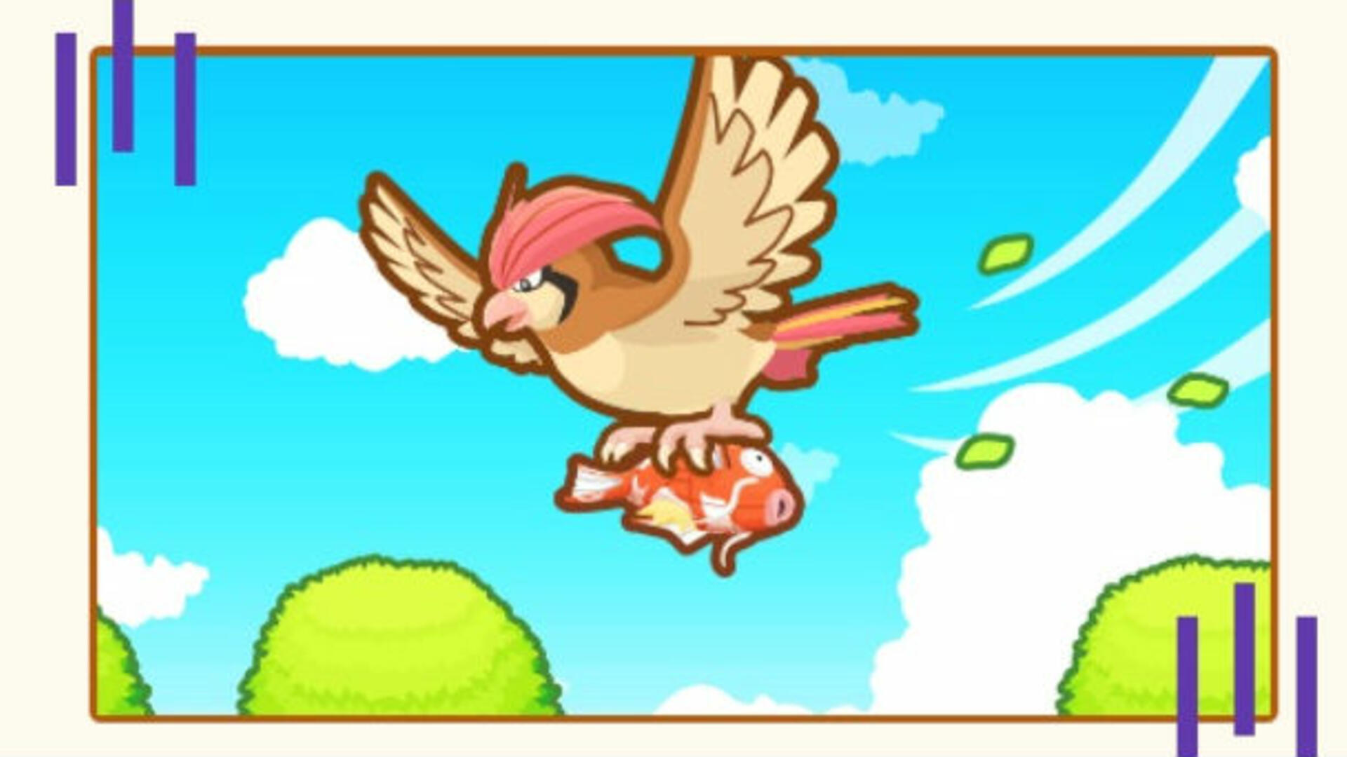 Magikarp Jump Is All About a Village Trying to Make the Most out of Its Crummy Local Pokémon, and That's Awesome