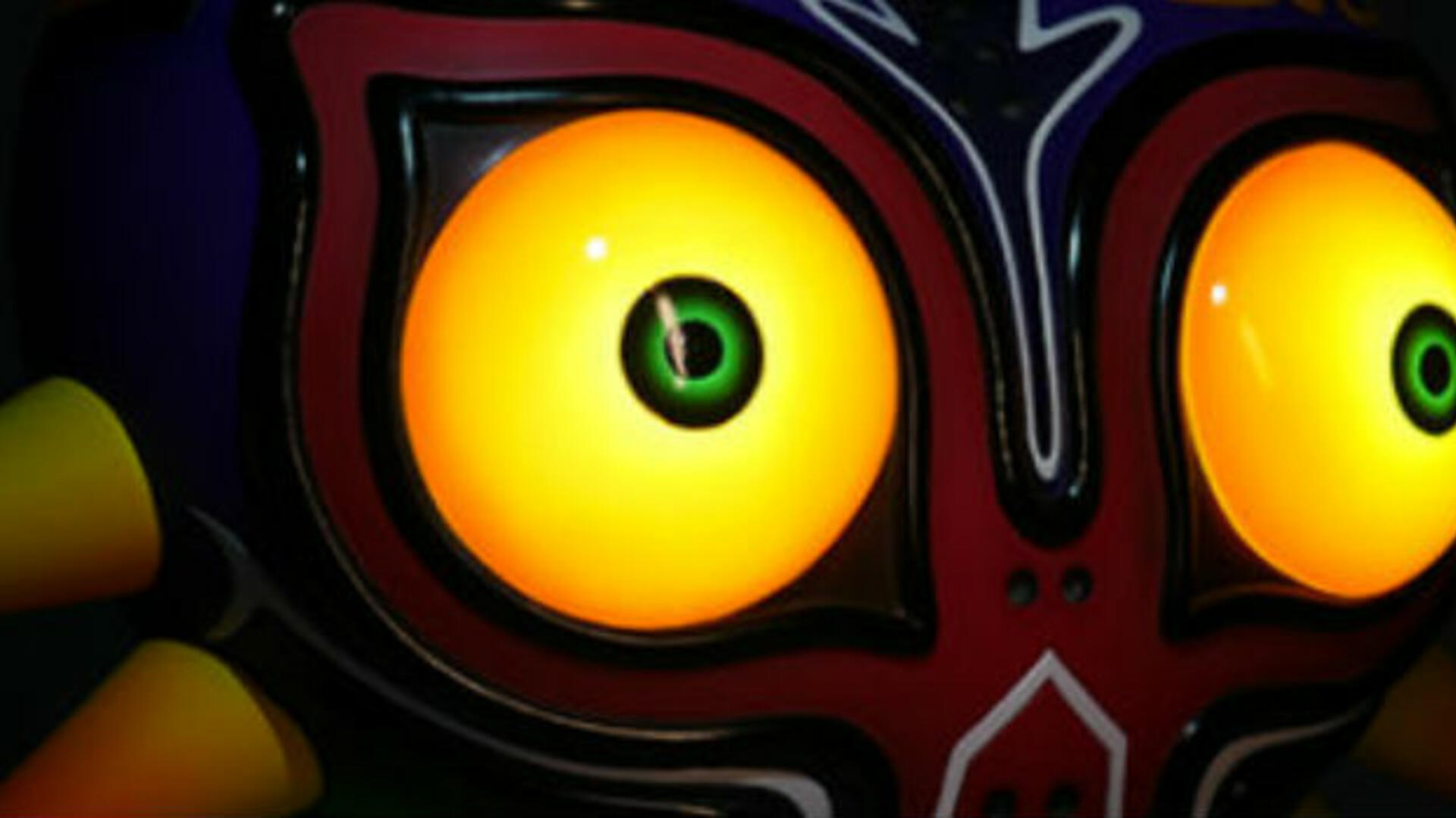 Light up Your Child's Room with a Glow-In-The-Dark Replica of Majora's Mask