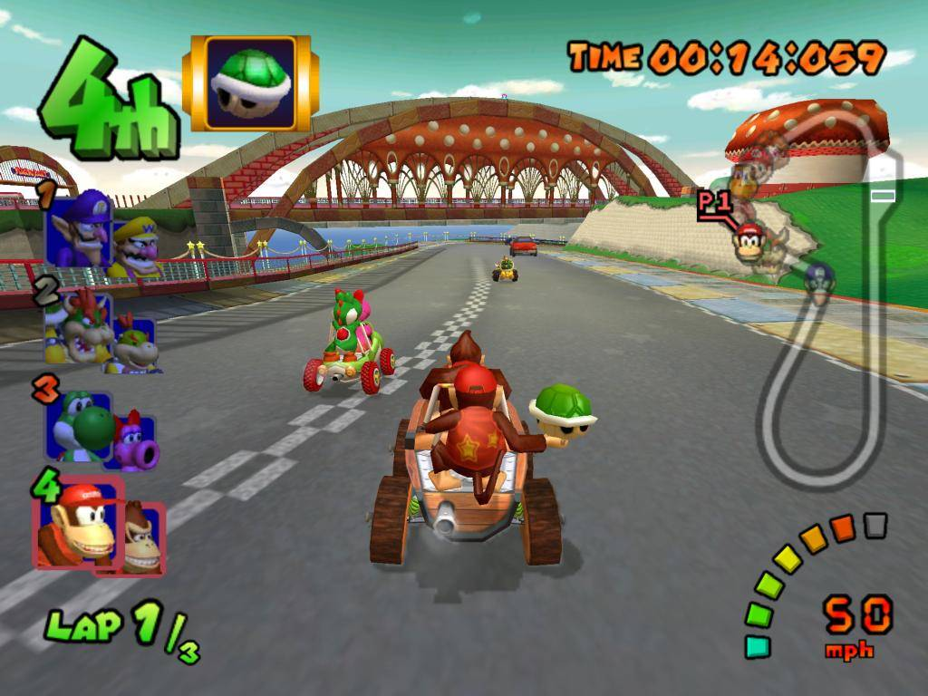 What Do You Drift For Meeting The Fastest Mario Kart Racers In