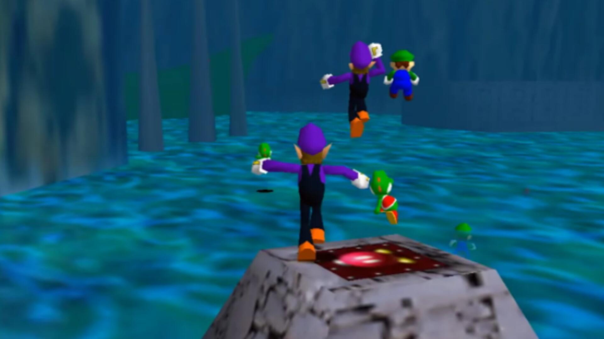 Super Mario 64 Online Fan Game Lets up to 24 Players Work Together (or Murder Each Other) [Update]