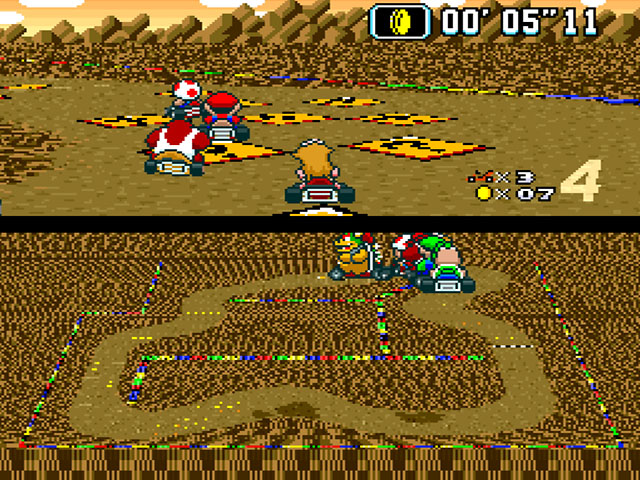 Super NES Retro Review: Super Mario Kart | USgamer