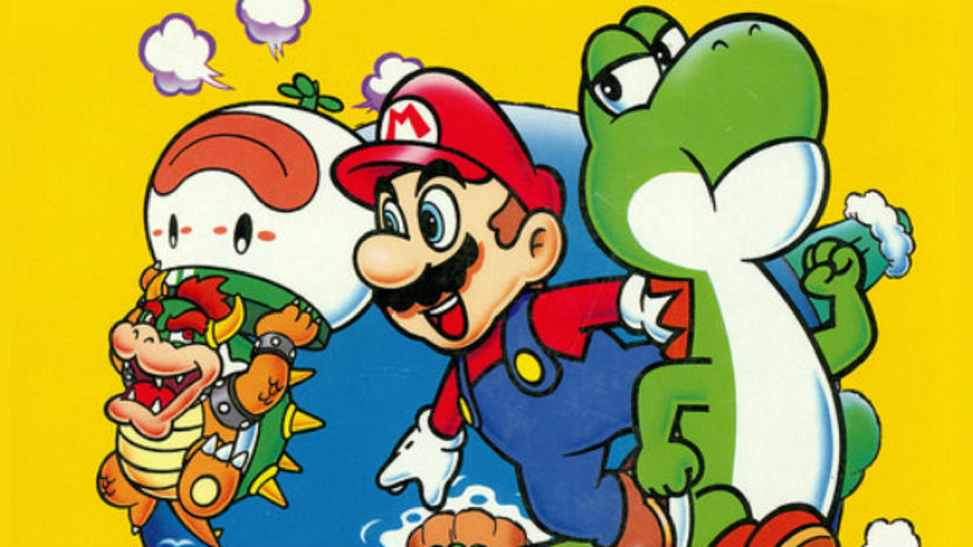 Super NES Retro Review: Super Mario World