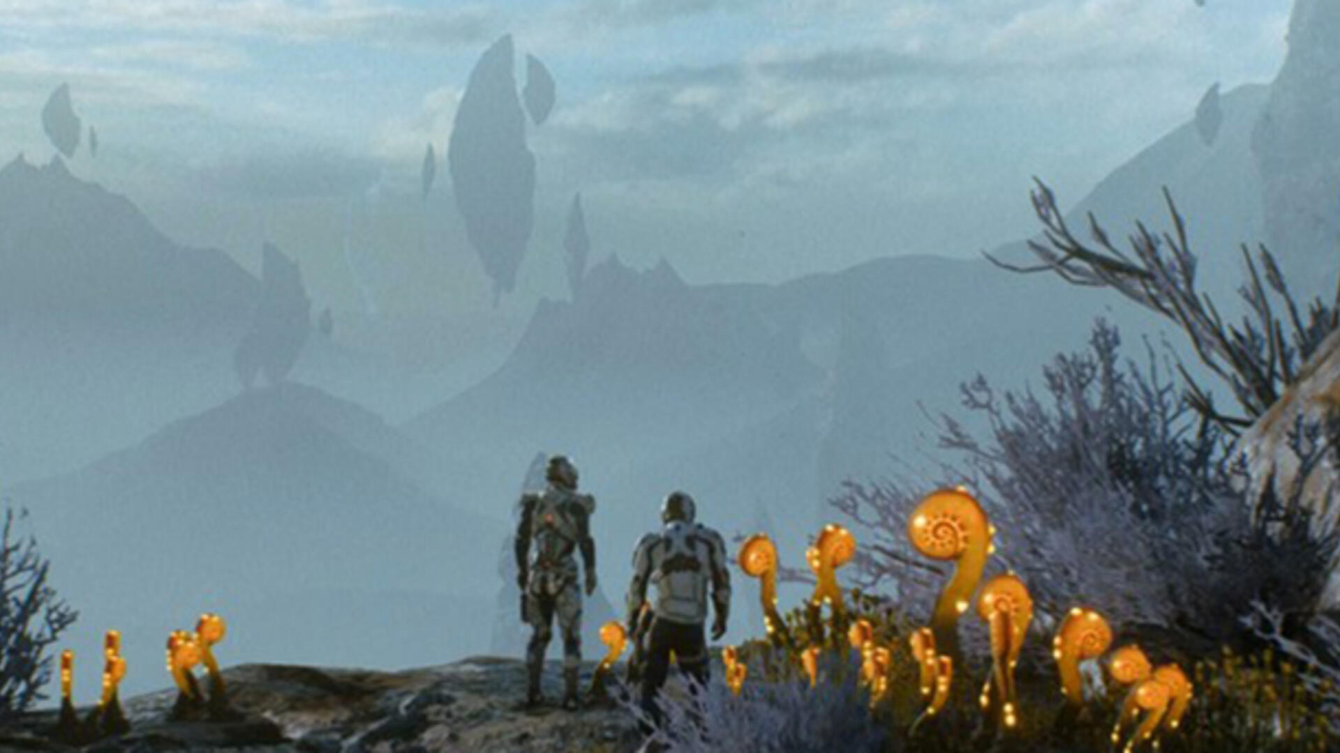 Starting Screen: Mass Effect Andromeda is Coming Out at Exactly the Wrong Time