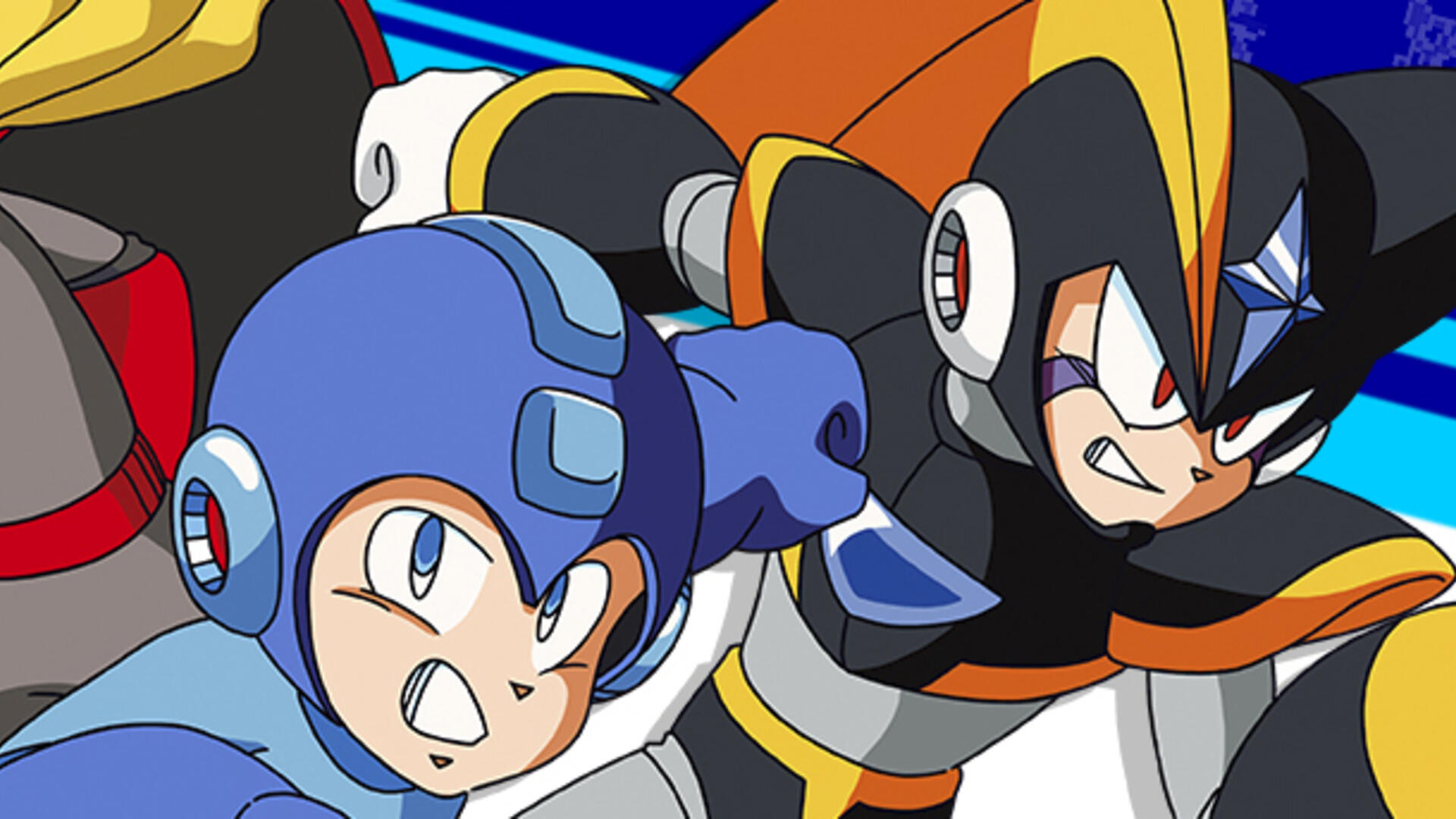 Mega Man Legacy Collection 1 and 2 Coming to the Nintendo Switch