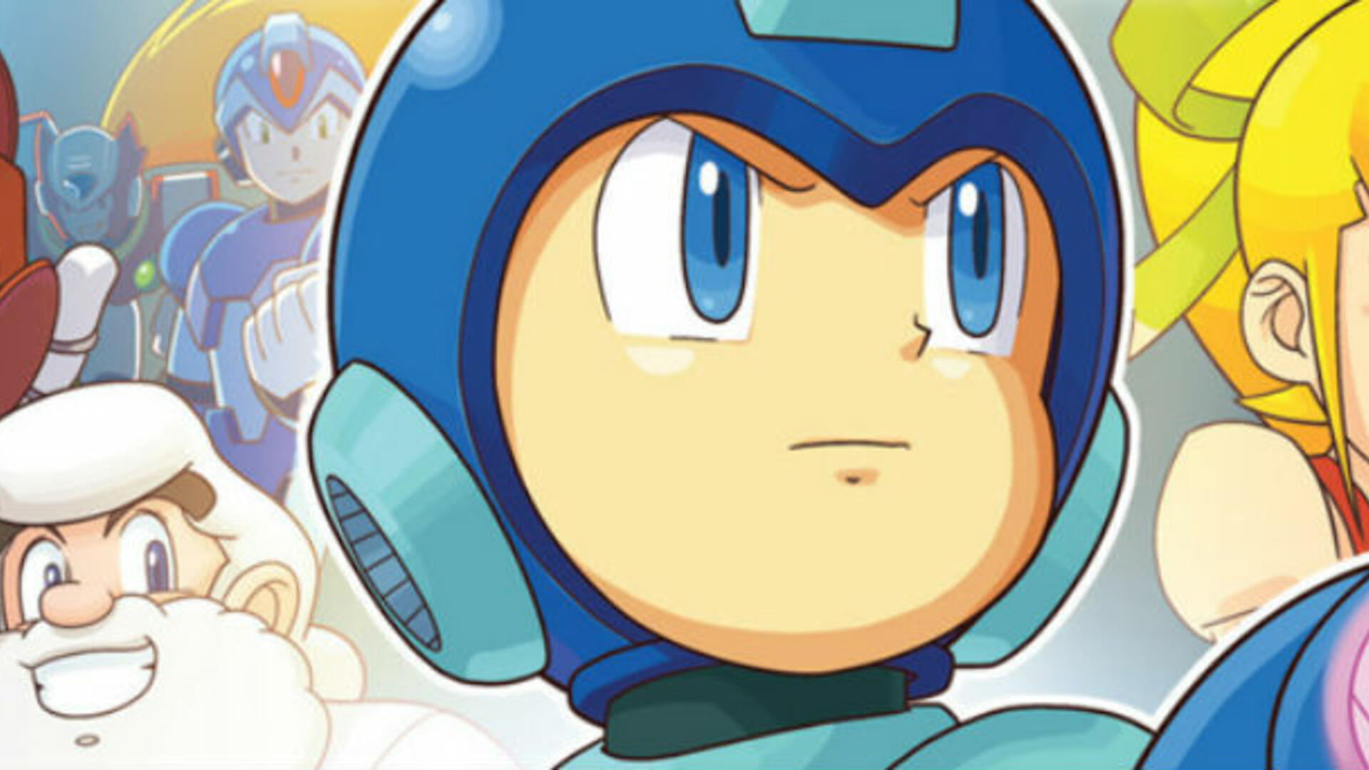 Mega Man 11's Double Gear System Takes Some Getting Used to if You're a Long-Time Mega Man Fan