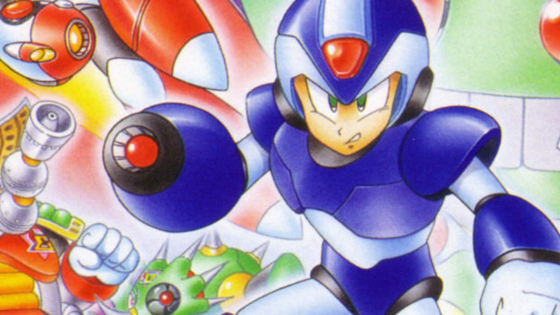 USG Lunch Hour Stream: Kat Finally Tries to Beat Mega Man X