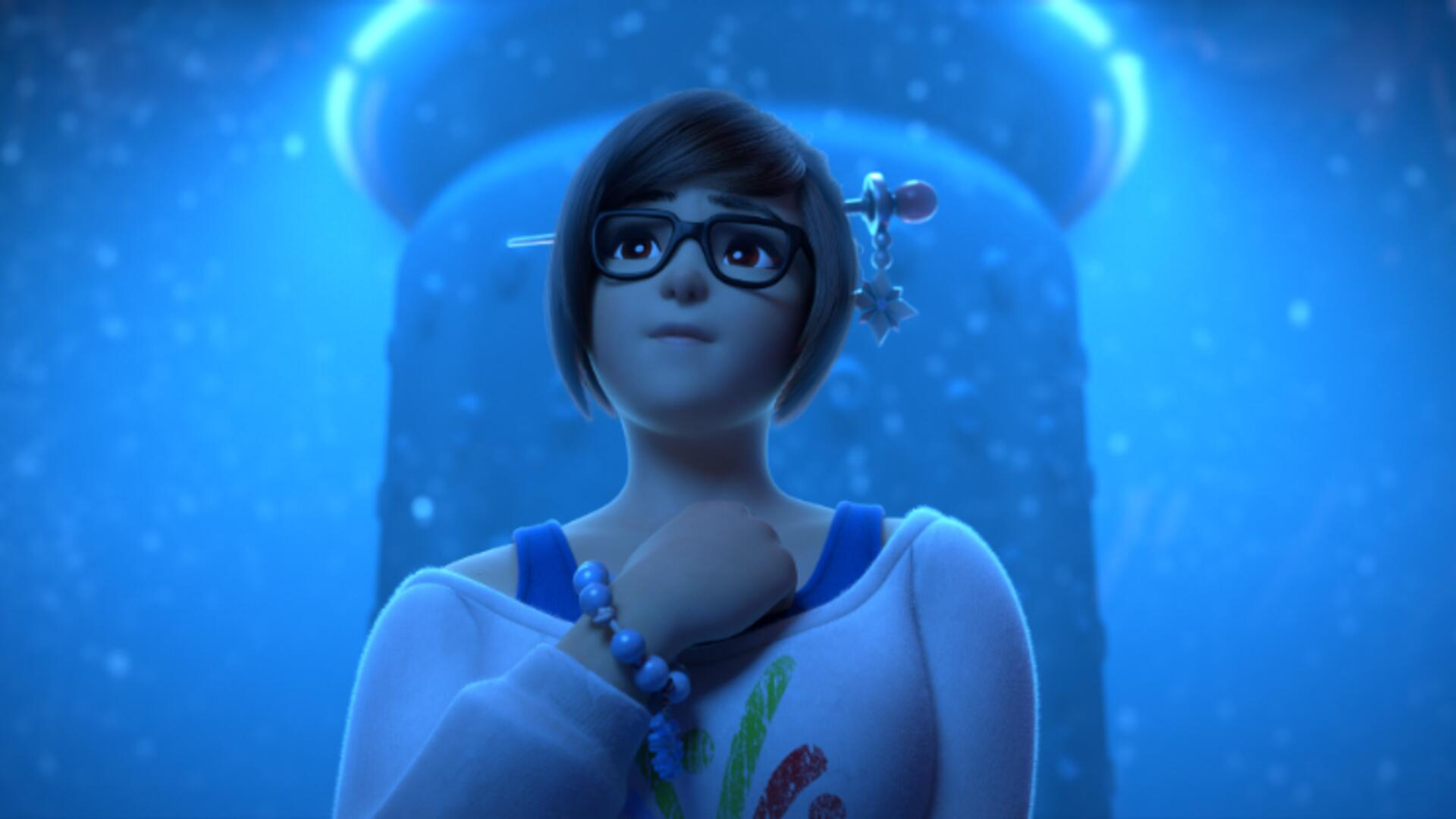Overwatch Releases Mei's Animated Short, Get the Tissues Ready