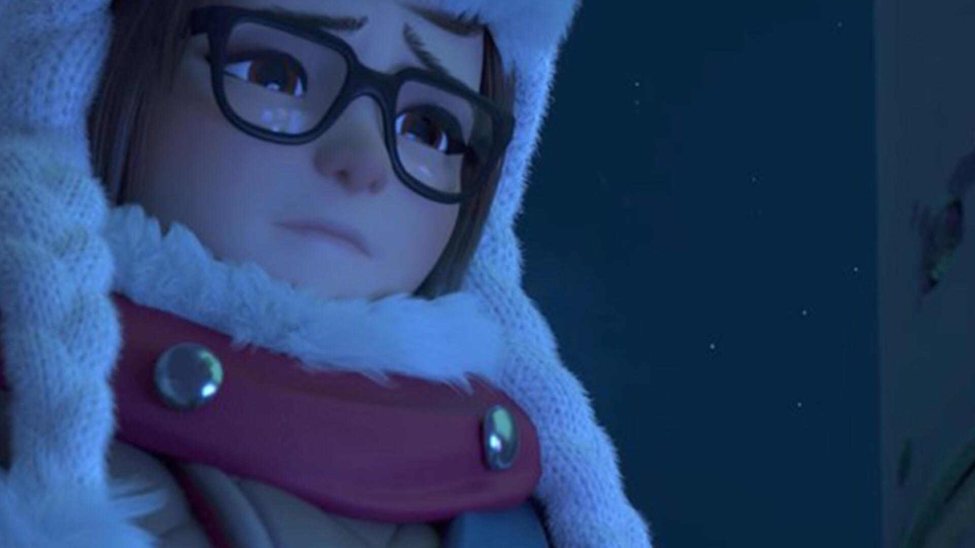 Blizzard Adds References to Mei's Animated Short on Ecopoint: Antarctica Map