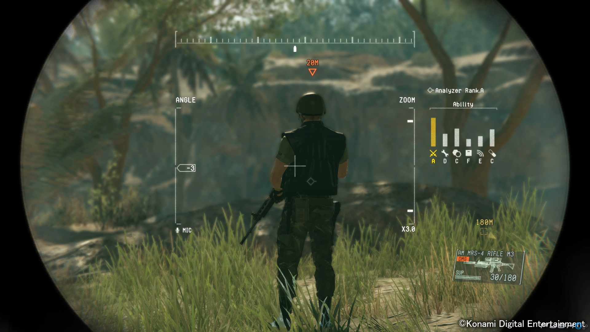 Metal Gear Solid 5 - Phantom Limbs Mission 1 Guide