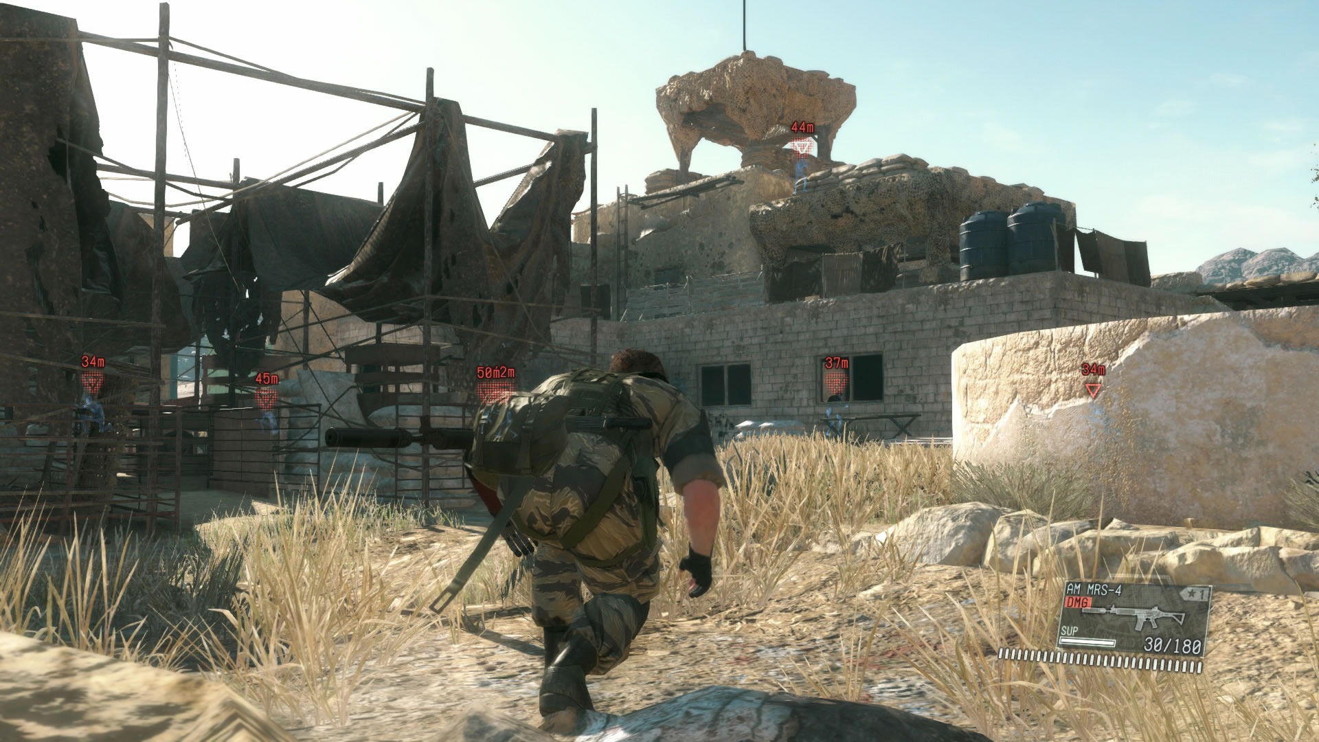 Metal Gear Solid 5 - Memento Photos Location Guide - Extract