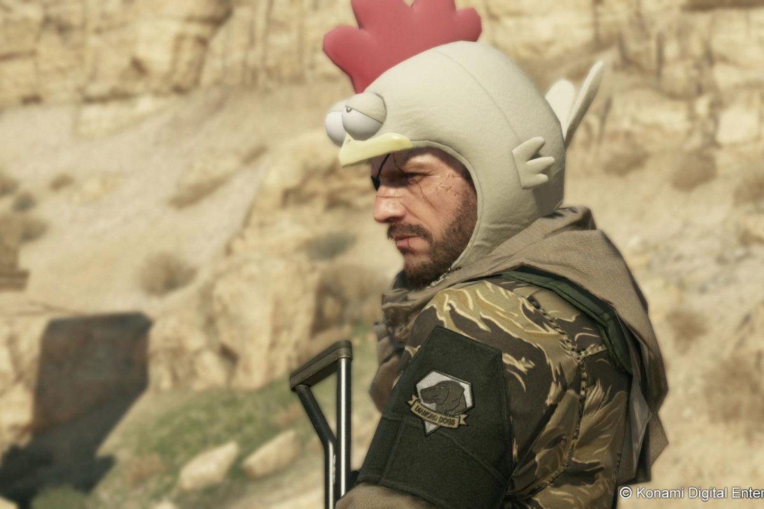 Metal Gear Solid 5 - Secrets and Easter Eggs Guide - All