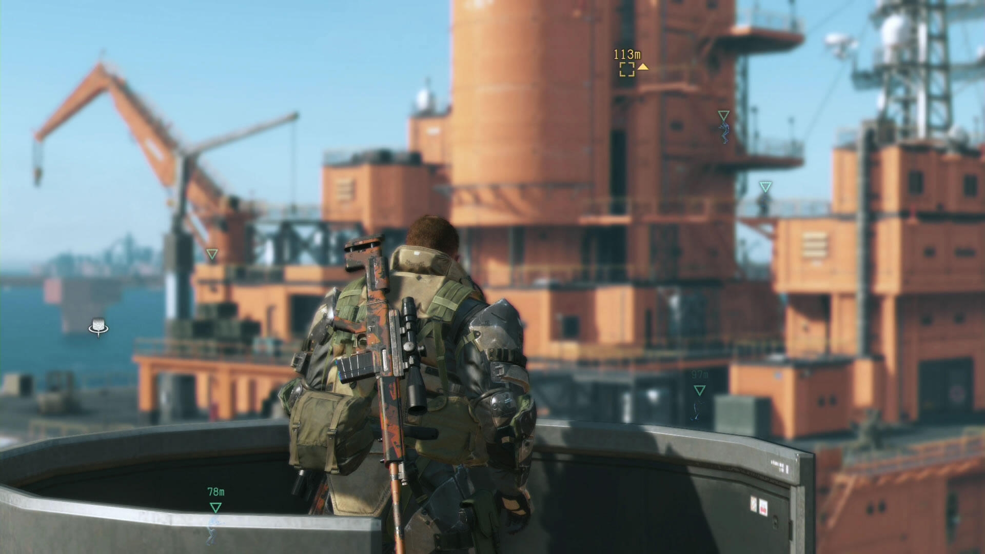 Here's Why the Secret Metal Gear Solid 5 Nuclear Disarmament Scene Triggered