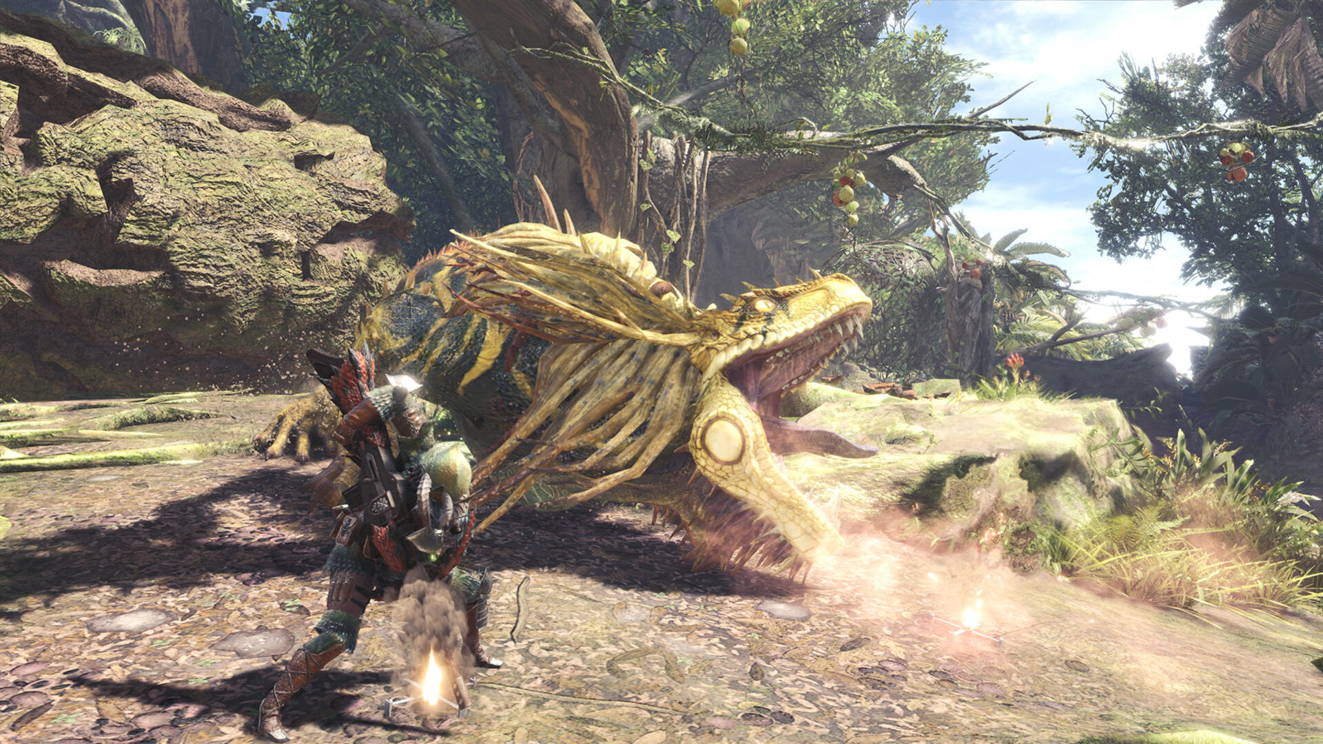 Monster Hunter World Deviljho - How to Track and Kill the Deviljho in Monster Hunter World