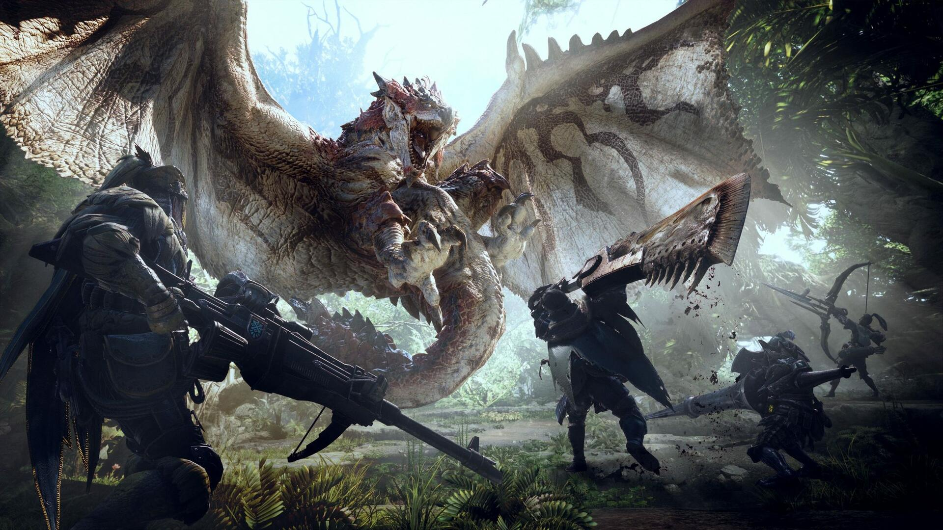 "Monster Hunter World is Kind of ""Short"" With Its 40 to 50 Hour Story Mode"