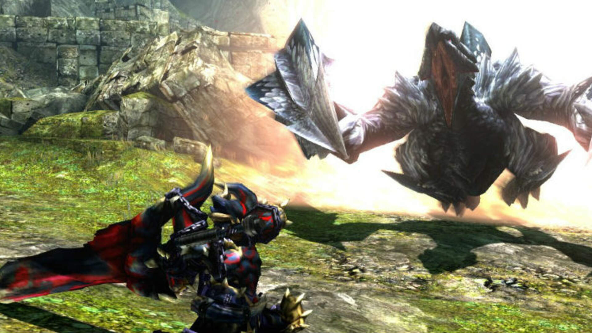 Monster Hunter Generations Ultimate on Switch is the Polar Opposite of Monster Hunter: World