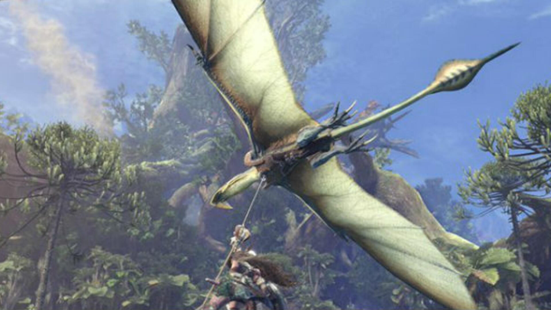 Monster Hunter World's Beta From the Perspective of a Hardcore Fan