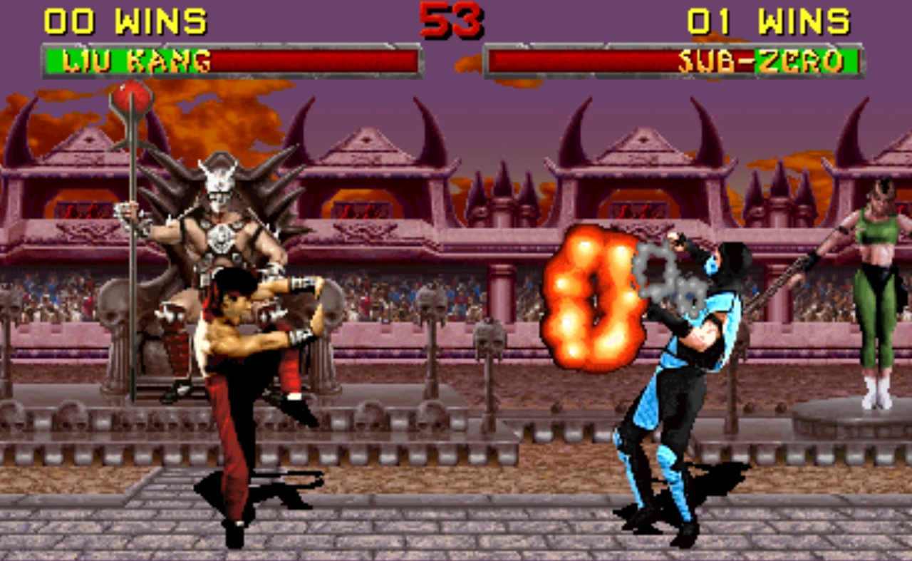 Get Over Here: Meeting the Faces of Mortal Kombat, 25 Years Later