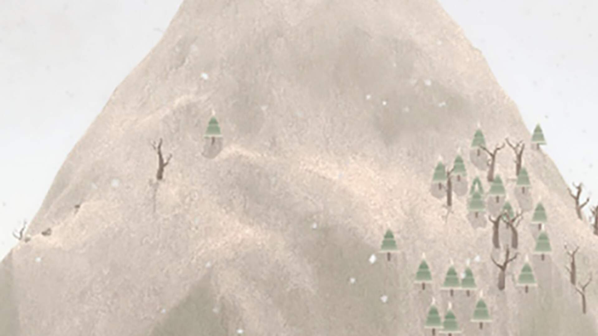 Before Everything, There Was Just A Mountain